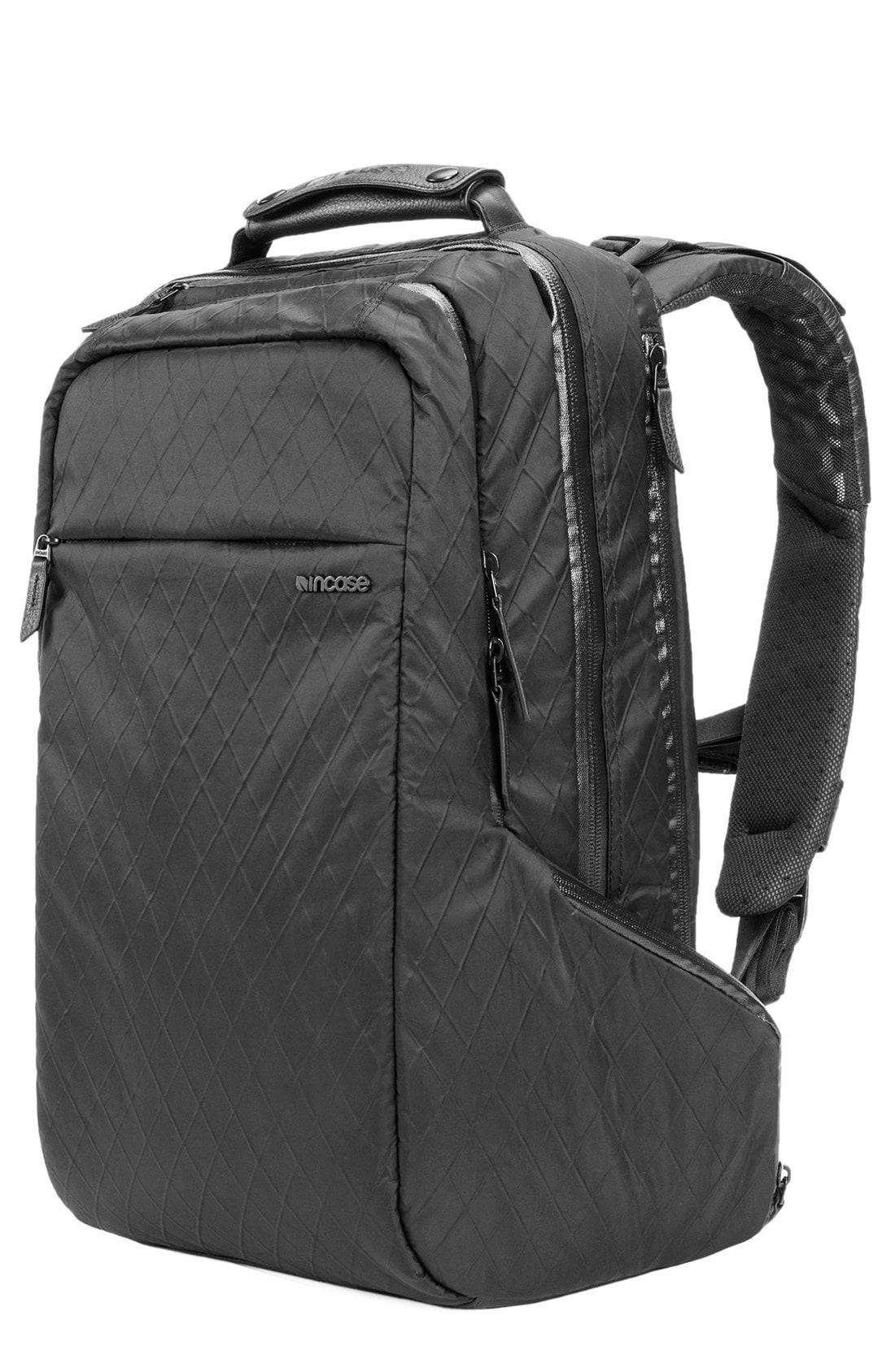0de845dfa66f Lyst - Incase  icon  Diamond Wire Backpack in Black for Men