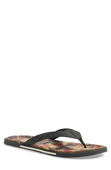 bba56eb426b Mens Leather Ugg Flip Flops - cheap watches mgc-gas.com
