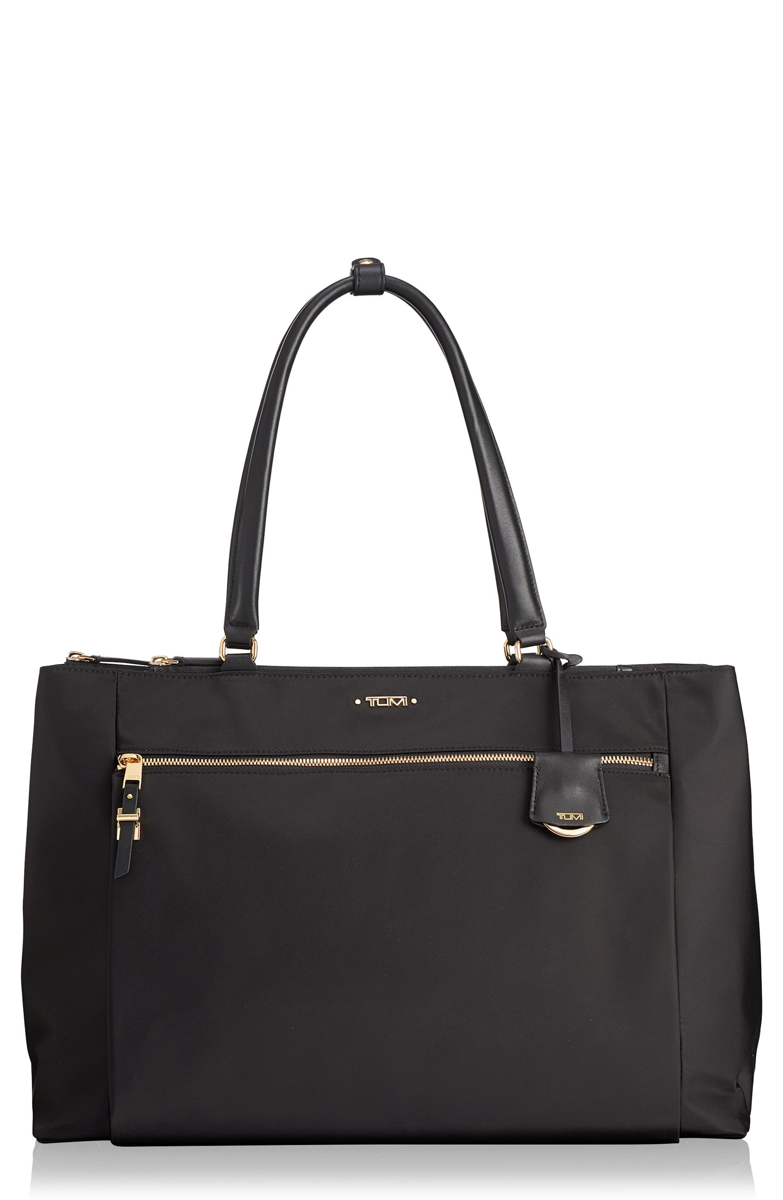 8fcbe40960bf03 Tumi Voyageur Sheryl Nylon Business Tote in Black - Save 12% - Lyst