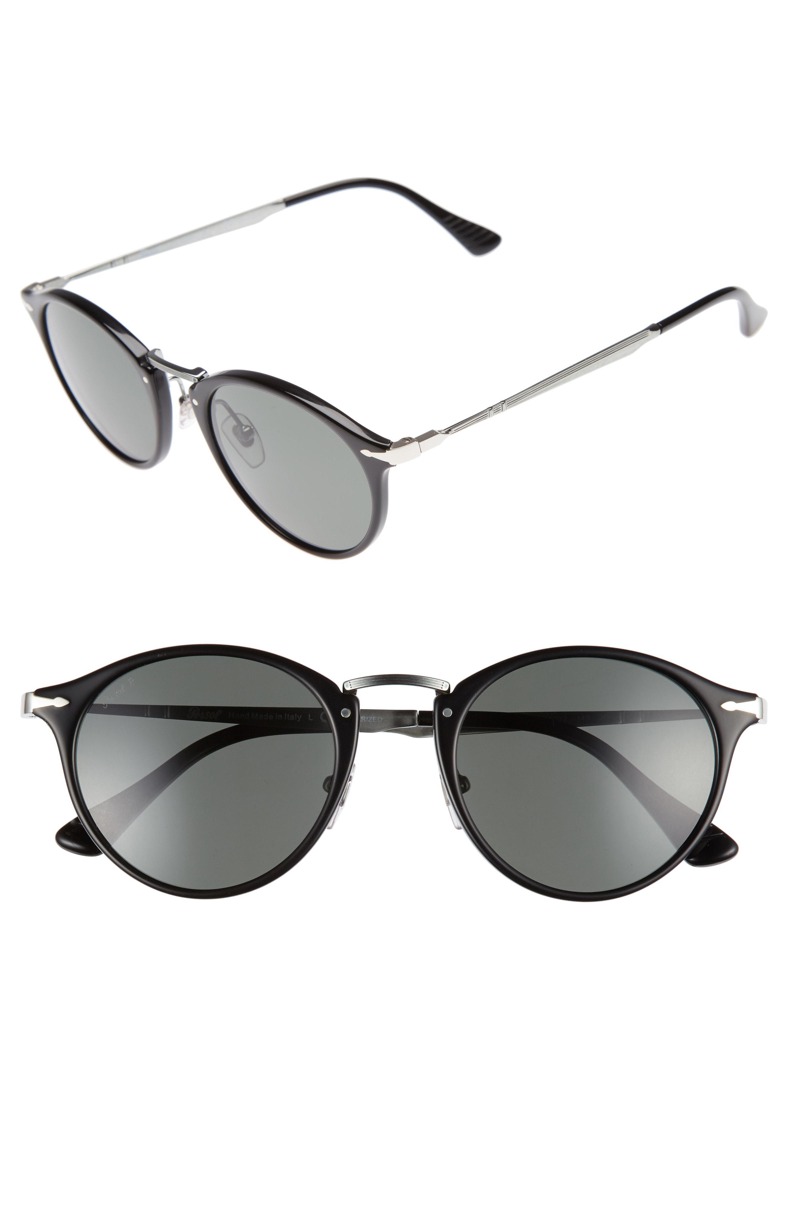 12906b16c4 Lyst - Persol Sartoria Typewriter 51mm Polarized Sunglasses - for Men
