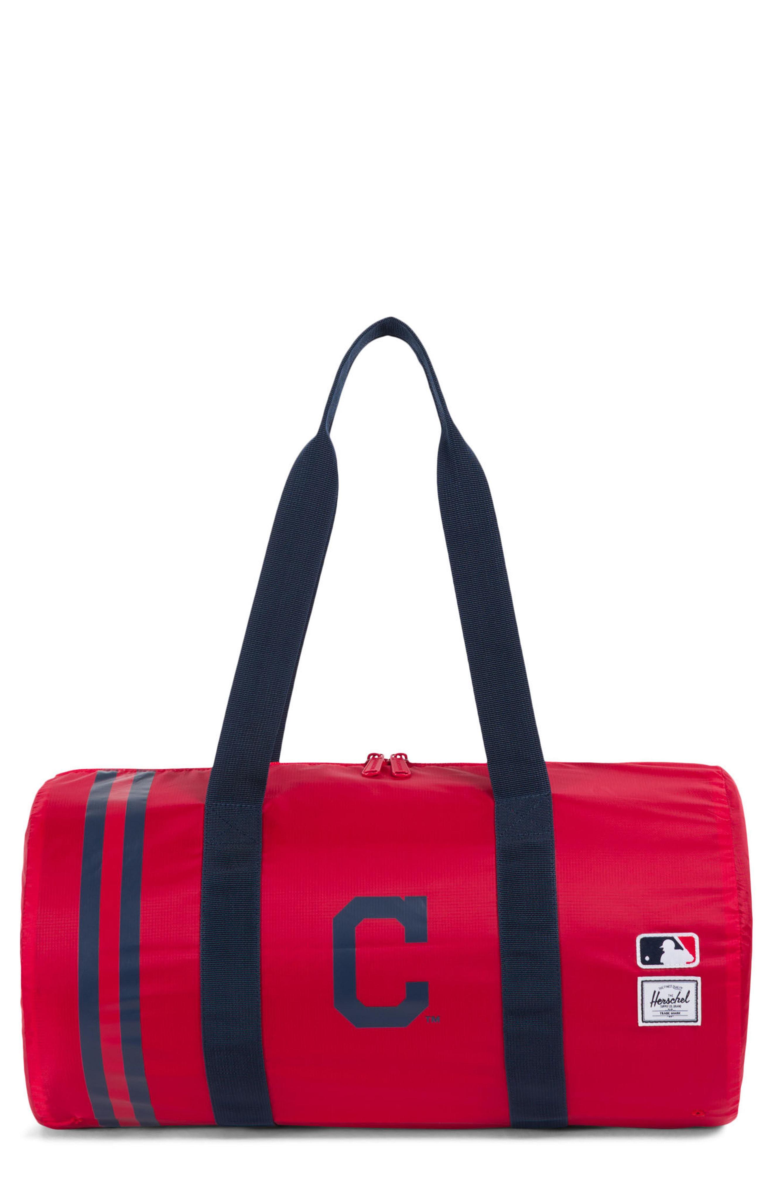 Lyst - Herschel Supply Co. Packable - Mlb American League Duffel Bag ... e5fc18ec6ad79
