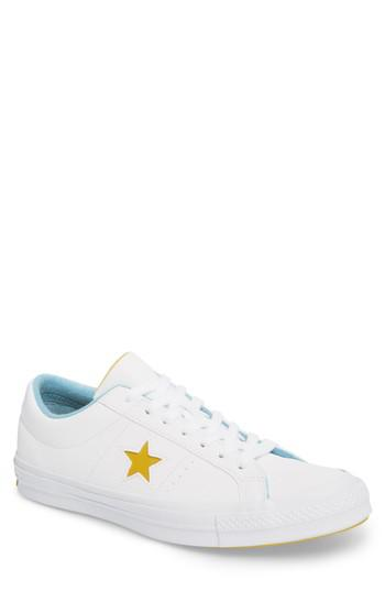 ac615155a361 Lyst - Converse Chuck Taylor One Star Grand Slam Sneaker in White ...