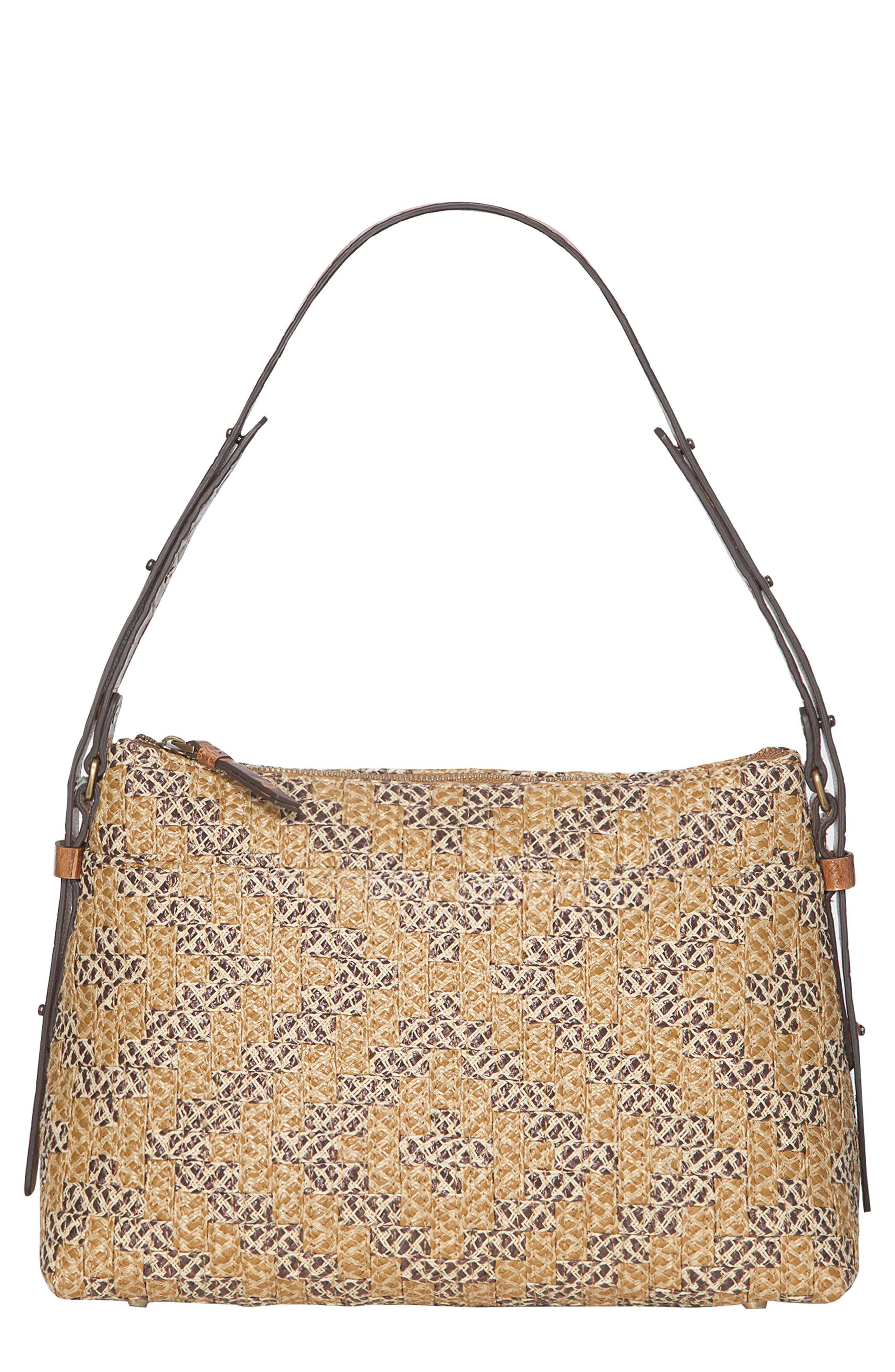 Lyst - Eric Javits Athena Squishee Shoulder Bag in Metallic 3a06464fc1b