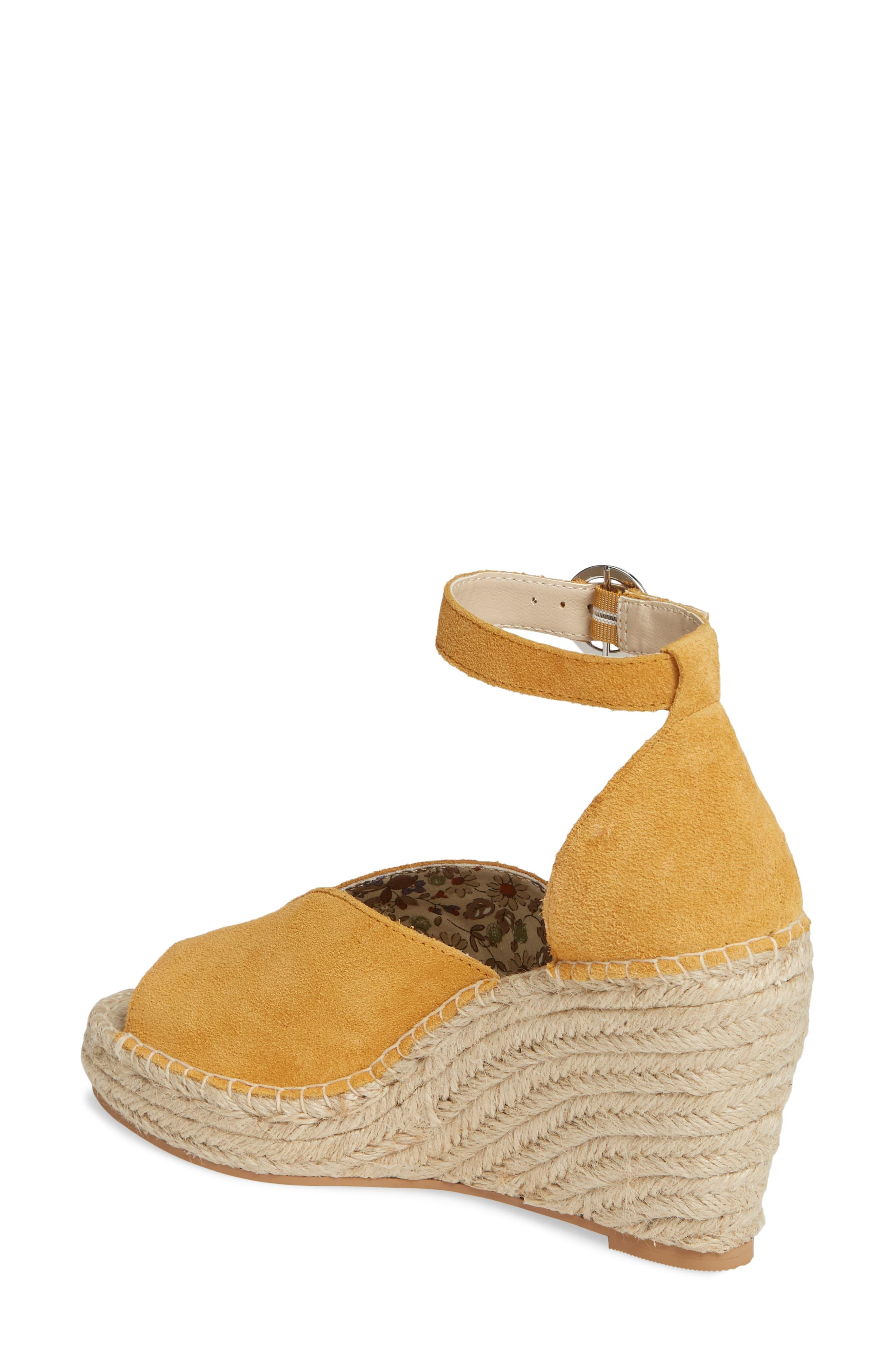 f5d3e0475c4 Women's Collectibles Espadrille Wedge Sandal