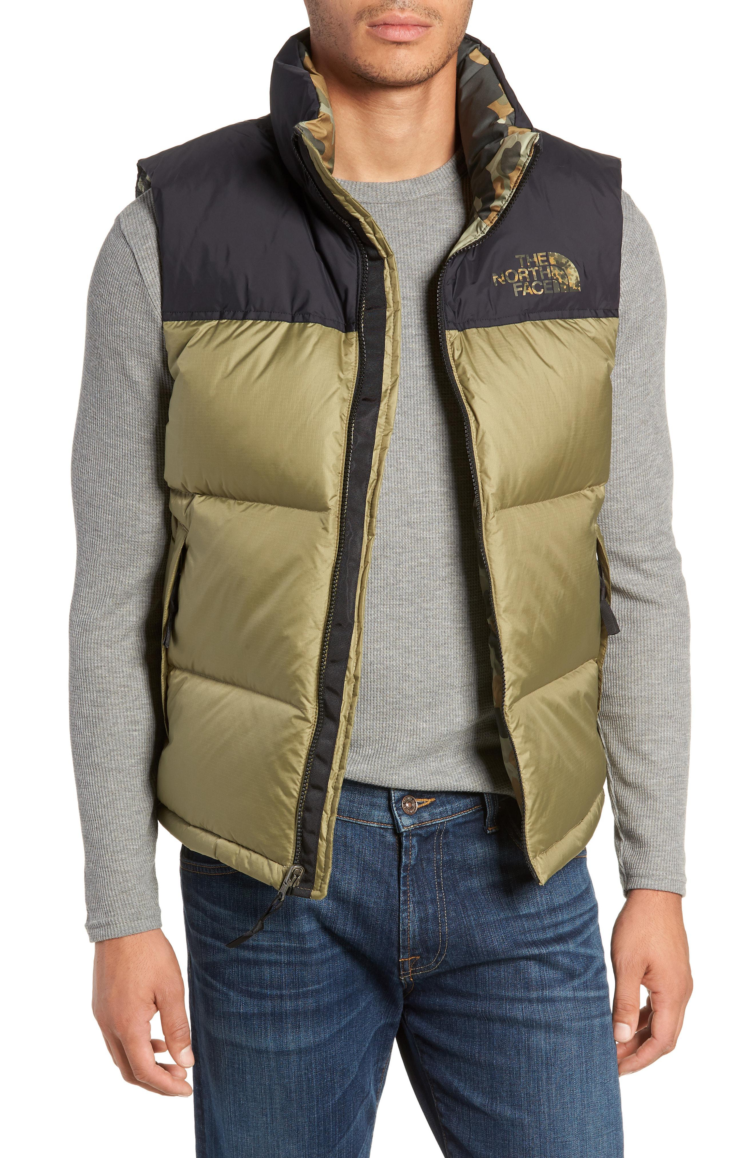 The North Face. Men s Nuptse 1996 Packable Quilted Down Vest ... 92b967da2
