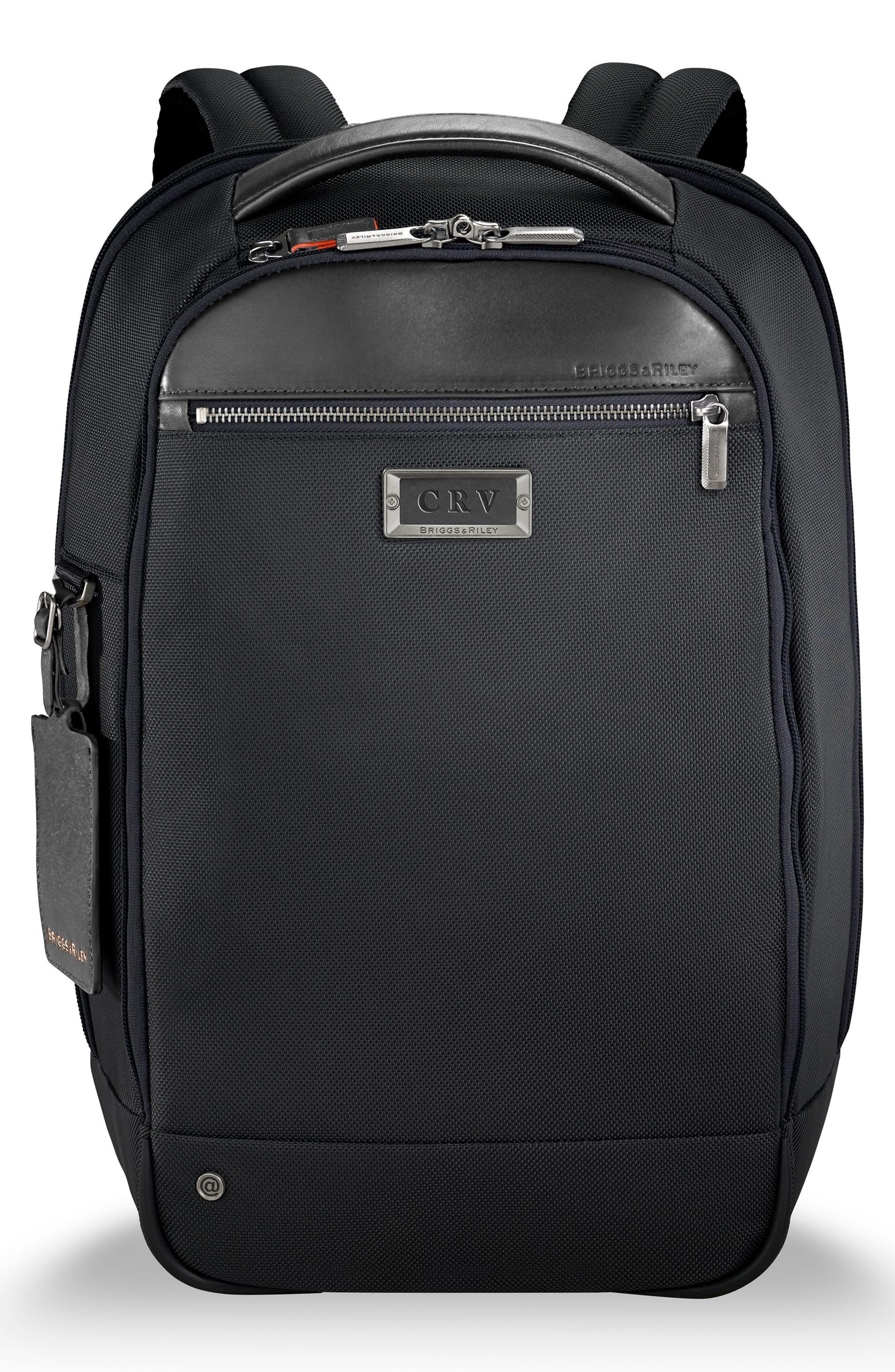 b22441a659 Briggs & Riley @work Medium Backpack (black) Backpack Bags in Black ...