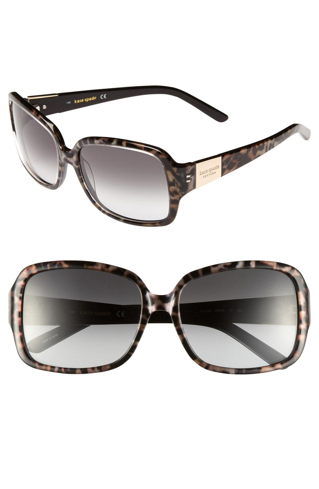 126ce740112da Kate Spade. Women s  lulu  55mm Rectangular Sunglasses -