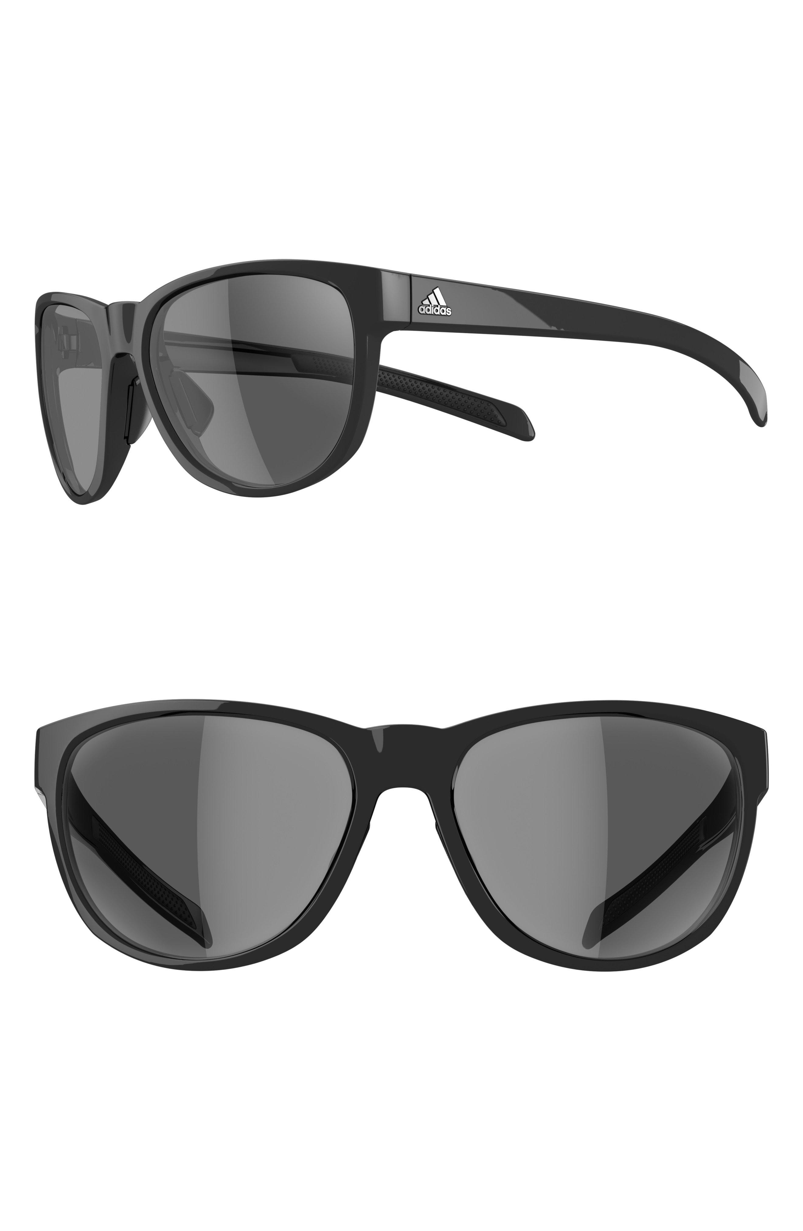 9b8c944d43 Adidas - Black Wildcharge 61mm Training Sunglasses - Lyst. View fullscreen