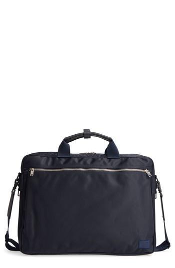Lyst - Porter Porter-yoshida   Co. Lift Briefcase in Blue for Men c92a3dc4f277b