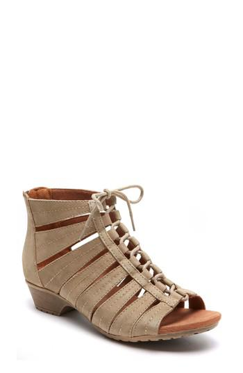 4f44c841a0f Lyst - Cobb Hill 'gabby' Lace-up Sandal in Brown