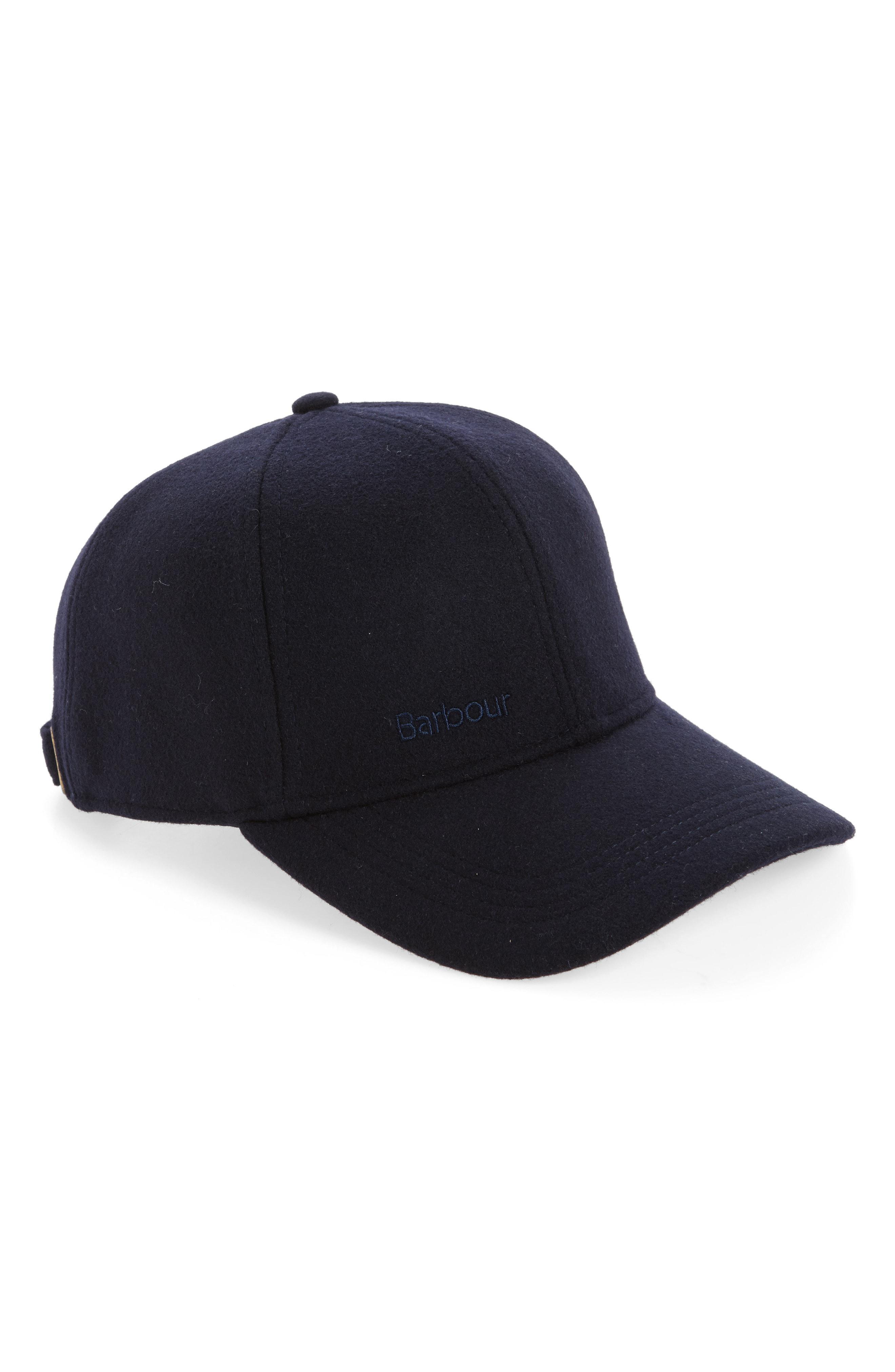 ca7f344b9a0 Barbour - Blue Coopworth Baseball Cap for Men - Lyst. View fullscreen