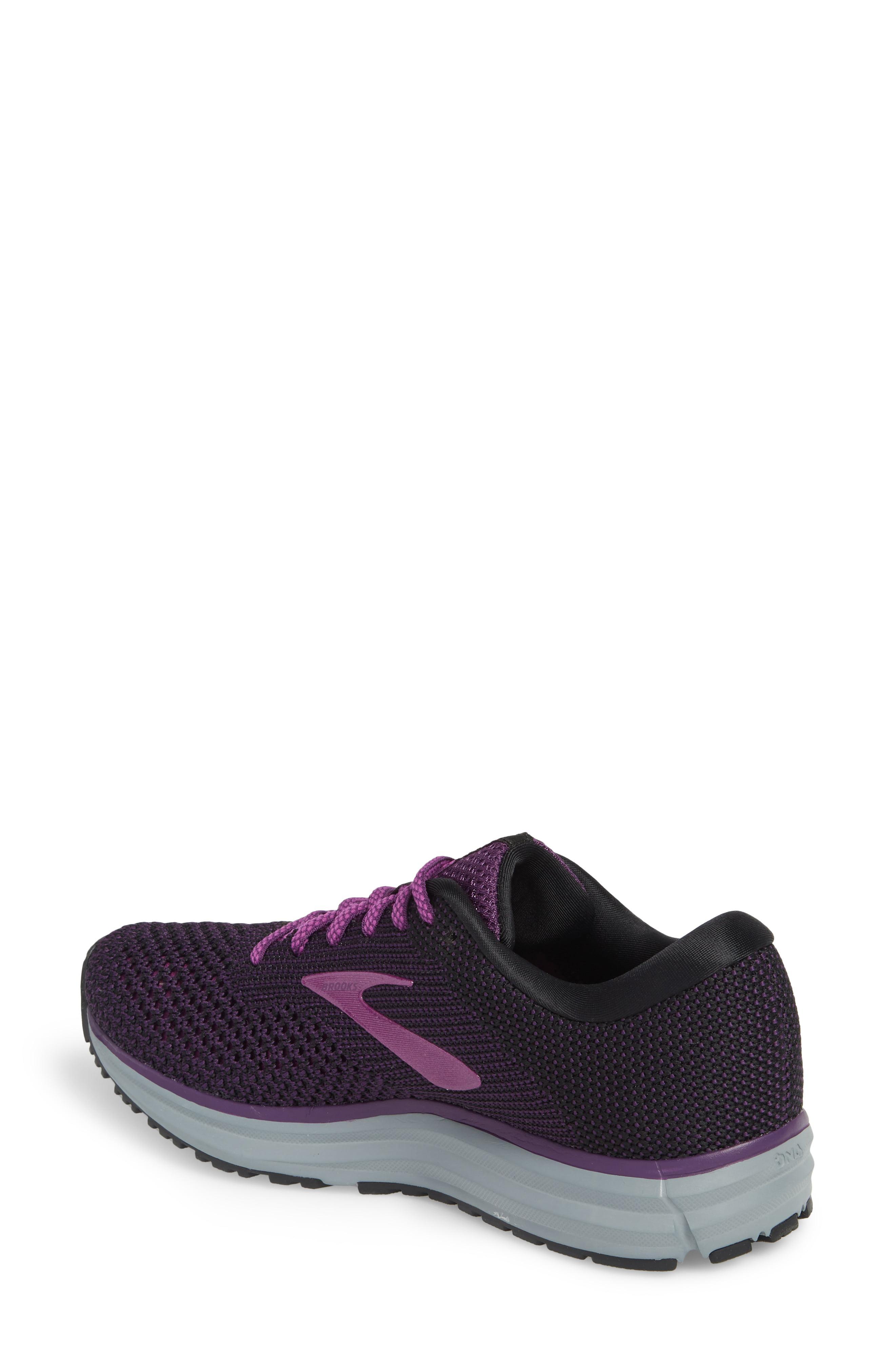 78b0efaa68c Lyst - Brooks Revel 2 Running Shoe in Purple - Save 20%