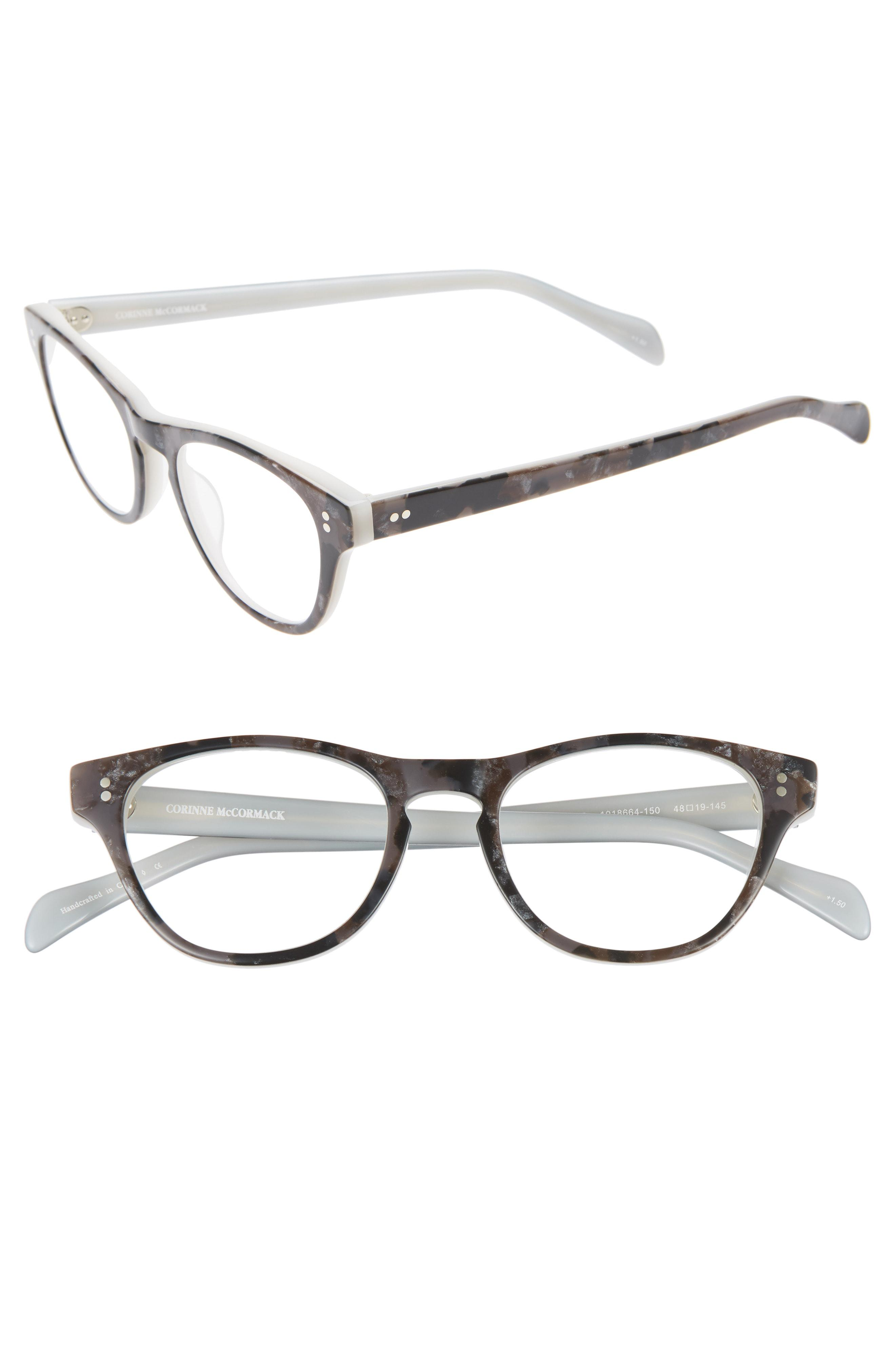 4b3187f6fbbb Corinne Mccormack - Multicolor Belle 48mm Reading Glasses - - Lyst. View  fullscreen