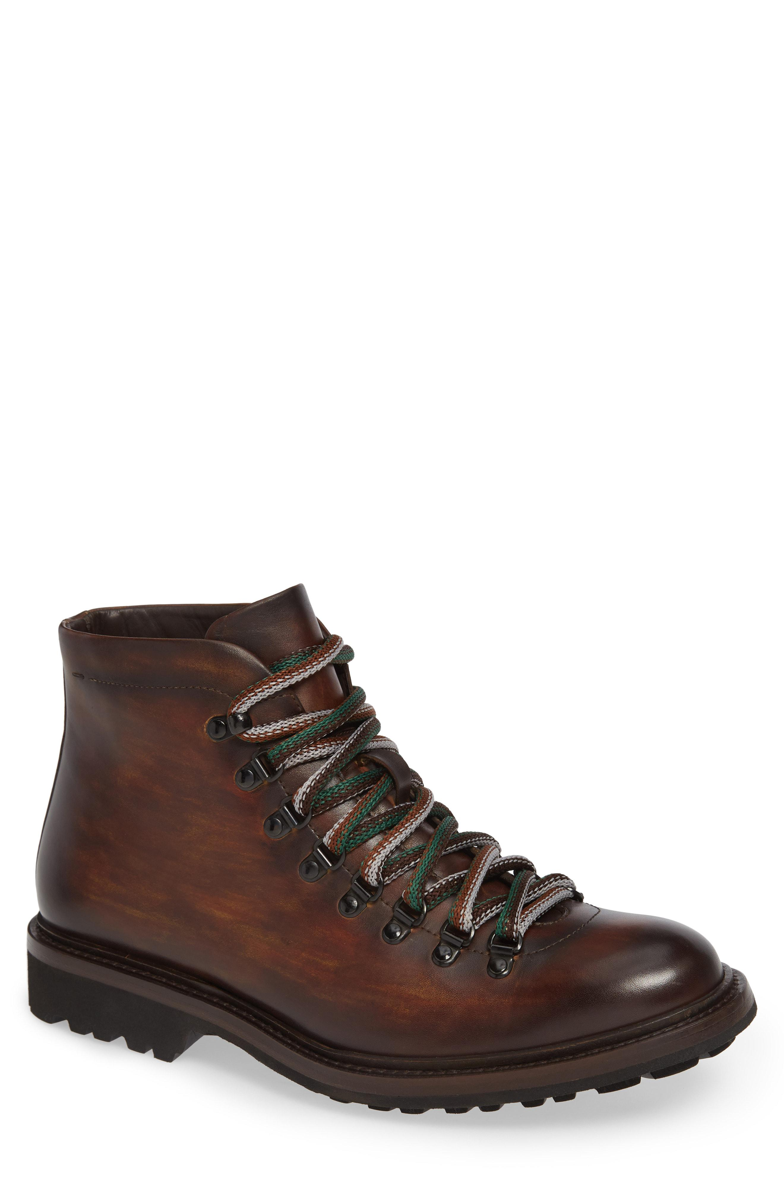 2fccb88f309 Magnanni Shoes - Multicolor Montana Water Resistant Hiking Boot for Men -  Lyst