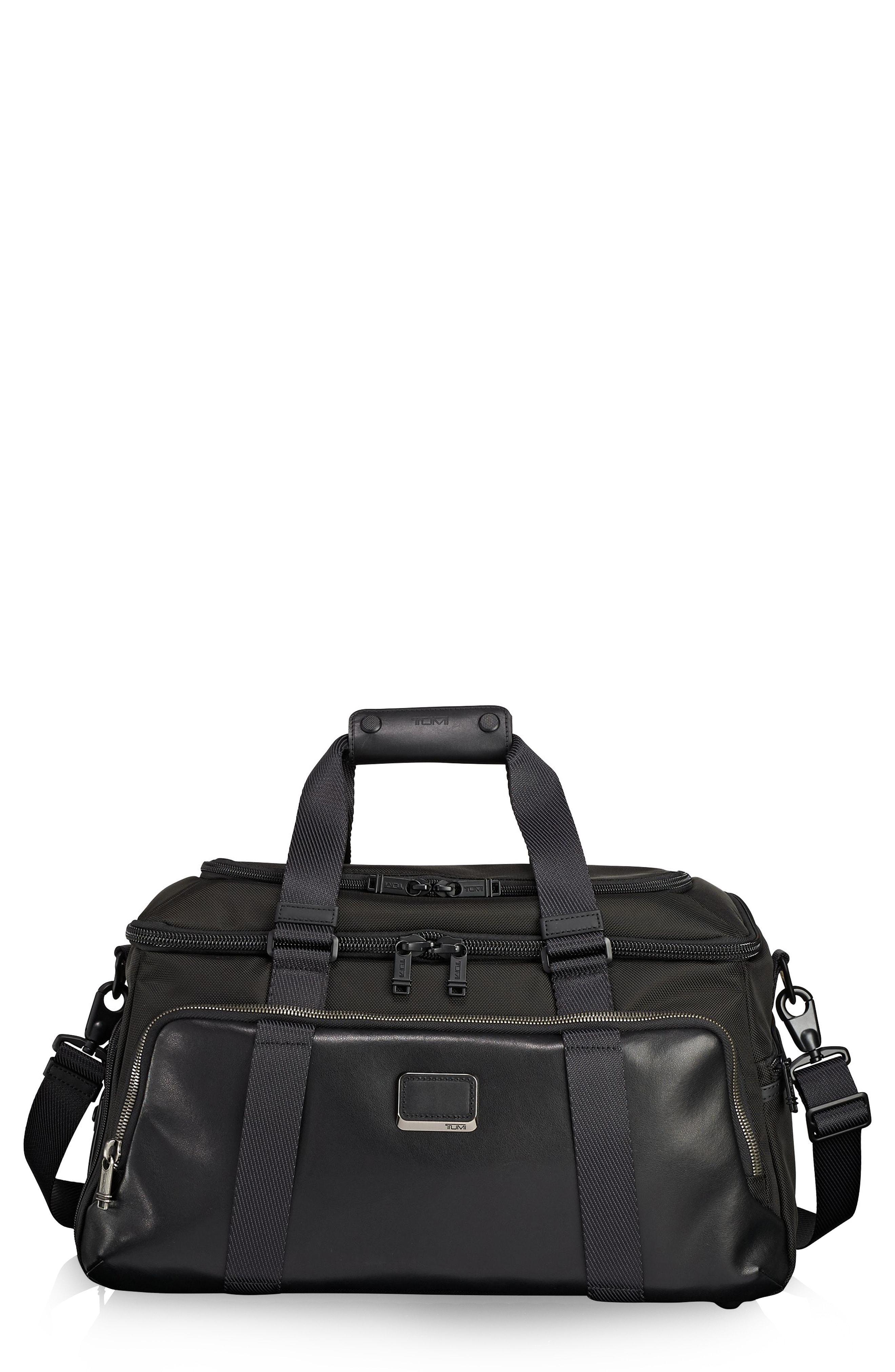 Tumi - Black Alpha Bravo - Mccoy Duffel Bag - for Men - Lyst. View  fullscreen e6da73830eb04