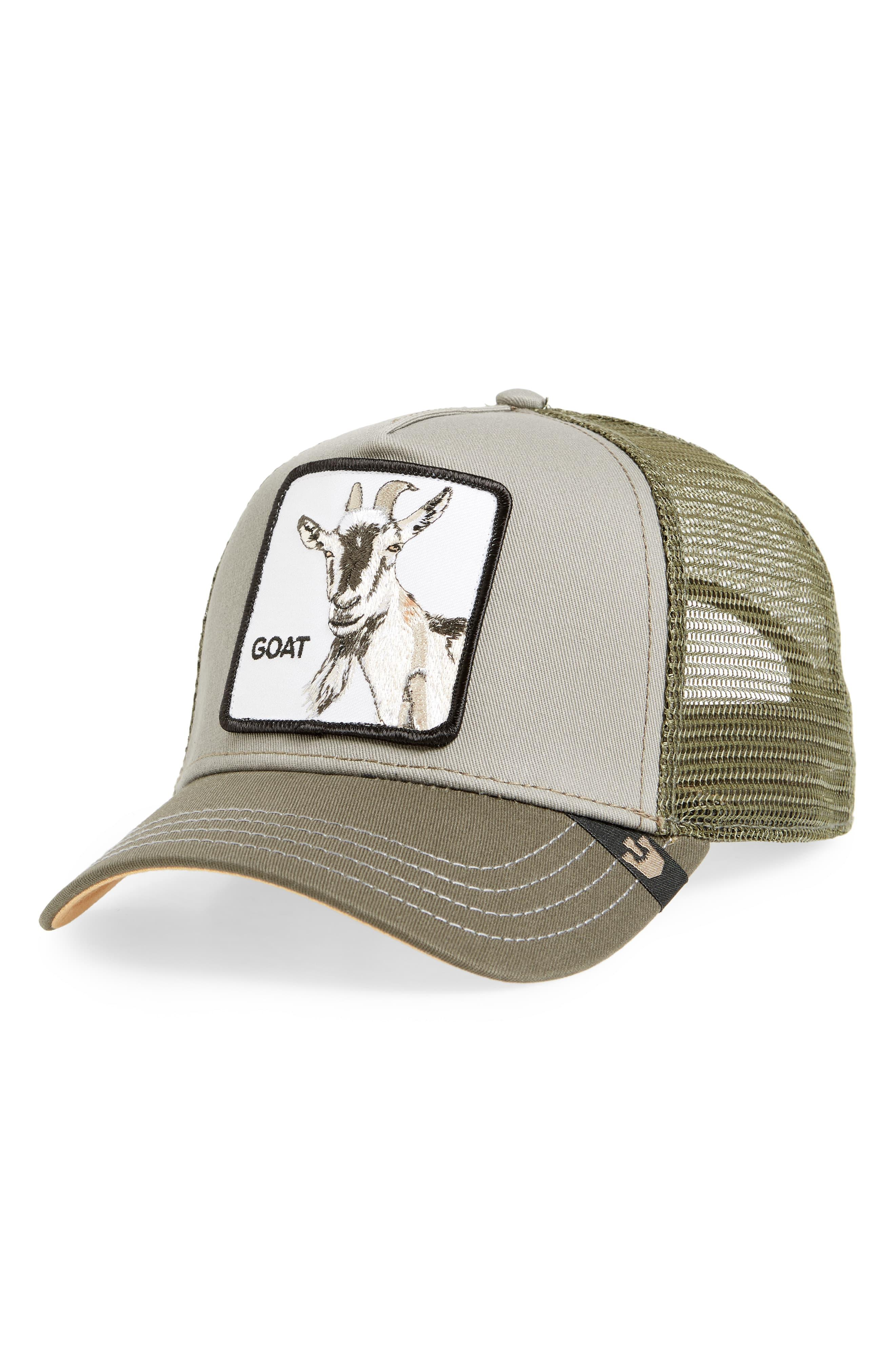 a0be686f Goorin Bros Goat Beard Trucker Hat - for Men - Lyst