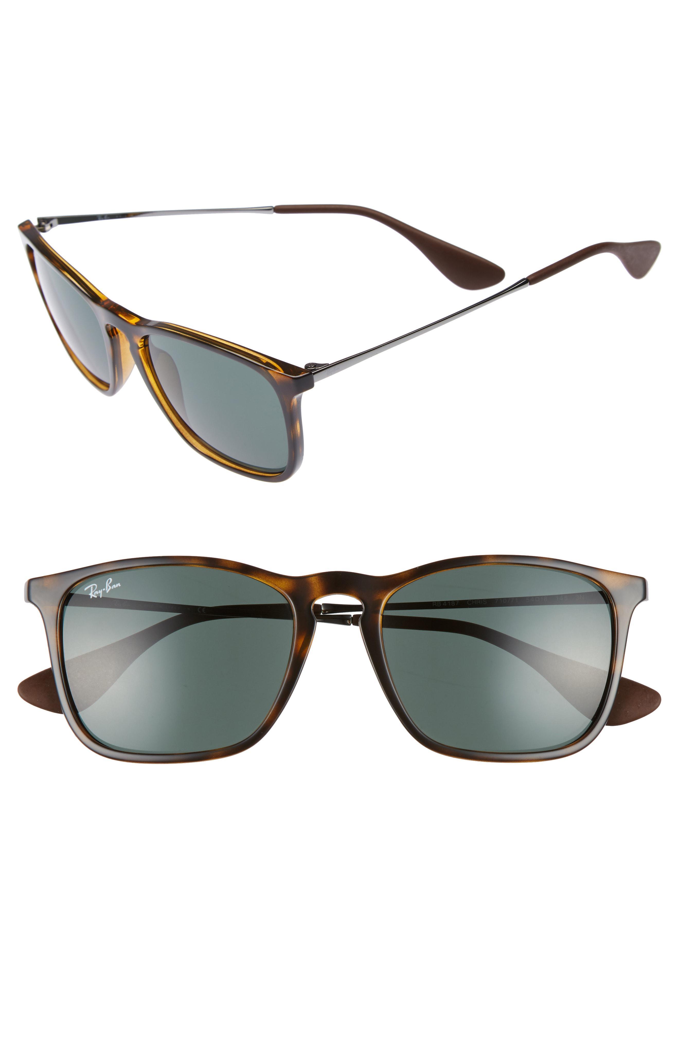 c5c6abf22de Lyst - Ray-Ban 54mm Sunglasses - Light Havana in Gray for Men