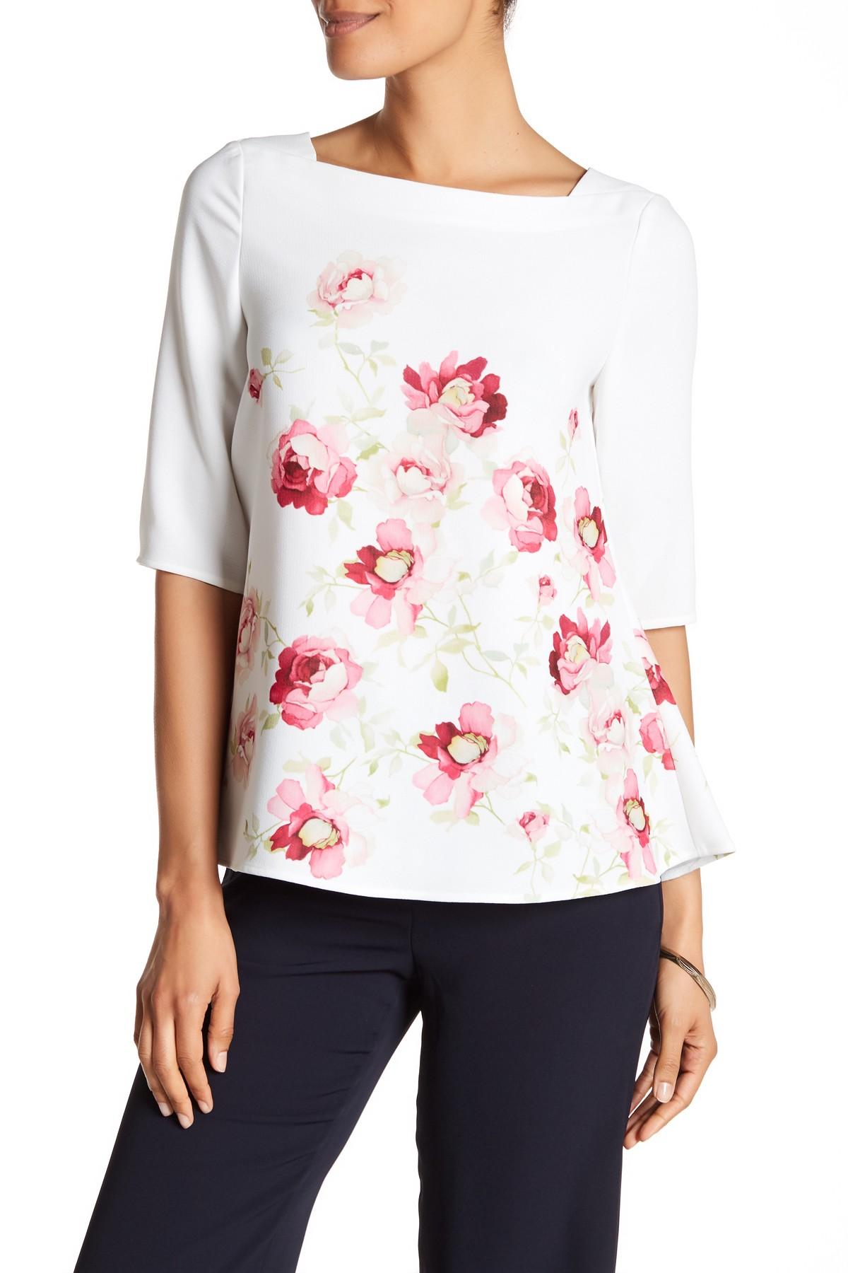 Petite Tops And Blouses