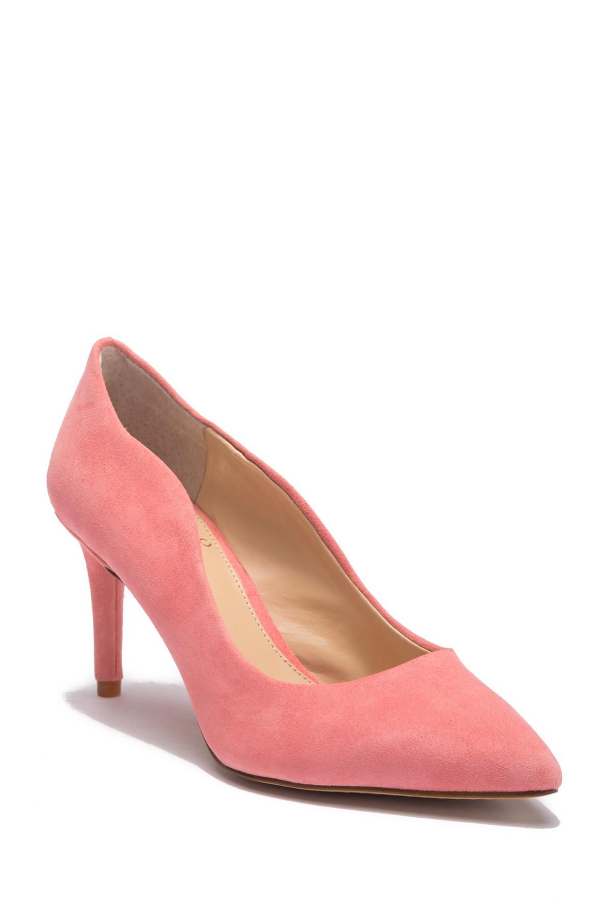 ea62dabe7d8 Vince Camuto. Women s Pink Jaynita Pointy Toe Pump.  99  40 From Nordstrom  Rack