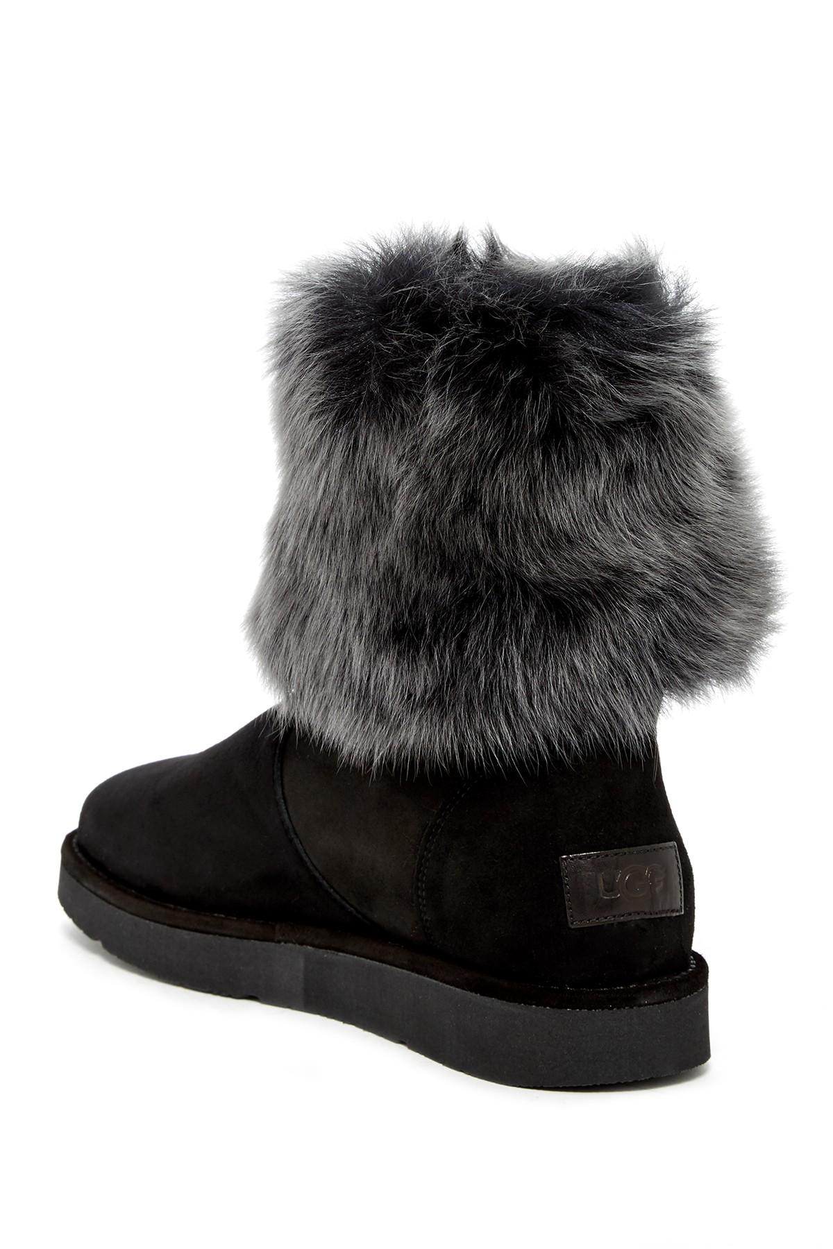 Womens Boots UGG Collection Lora Black
