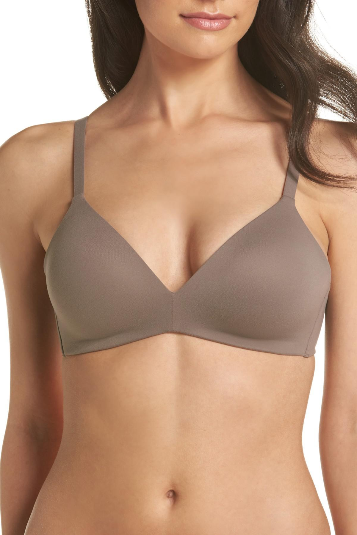 9df85acefe Lyst - Wacoal How Perfect No-wire Contour Bra