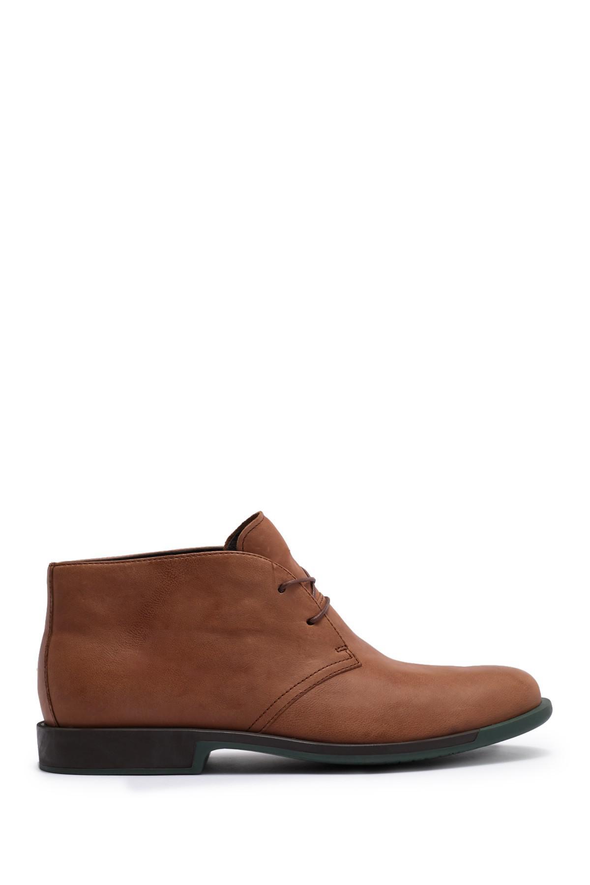 CAMPER Rebowie Leather Chukka Boot yoxIYmU1