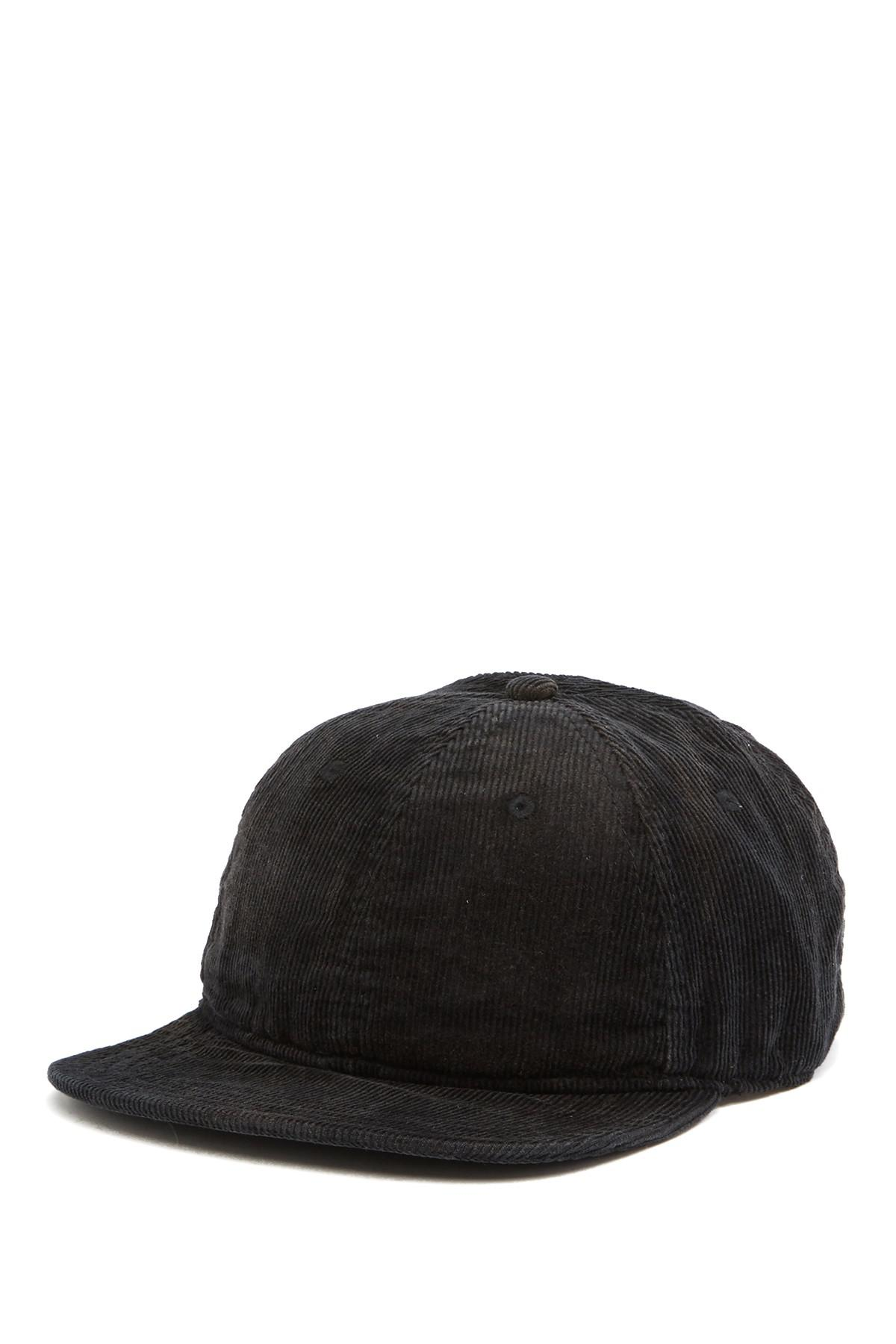 5778ef71a1e Lyst - Goorin Bros Fisher Venice Strapback Hat in Black for Men