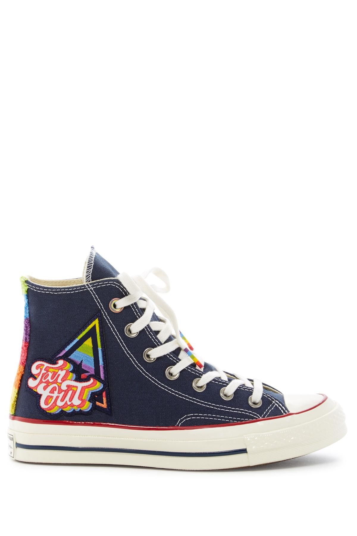 97f18b1c5fc9 Lyst - Converse Chuck Taylor All Star 70s First Pride Parade Hi Top ...