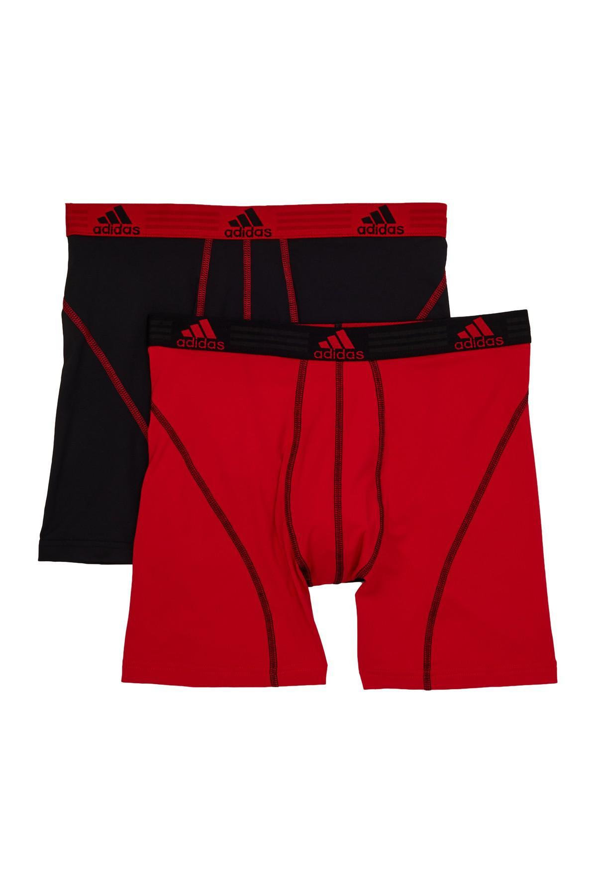 Lyst Adidas Sport Leistung Climalite Boxer Pack Von 2 M in