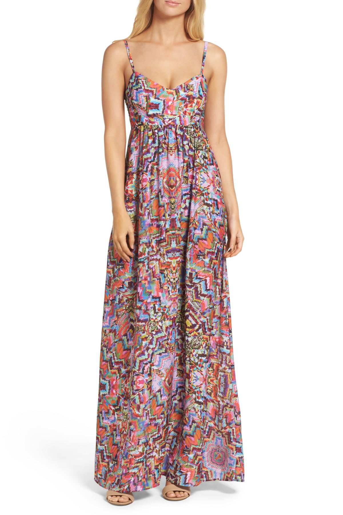 da435555521 Felicity and Coco Colby Woven Maxi Dress (regular   Petite ...
