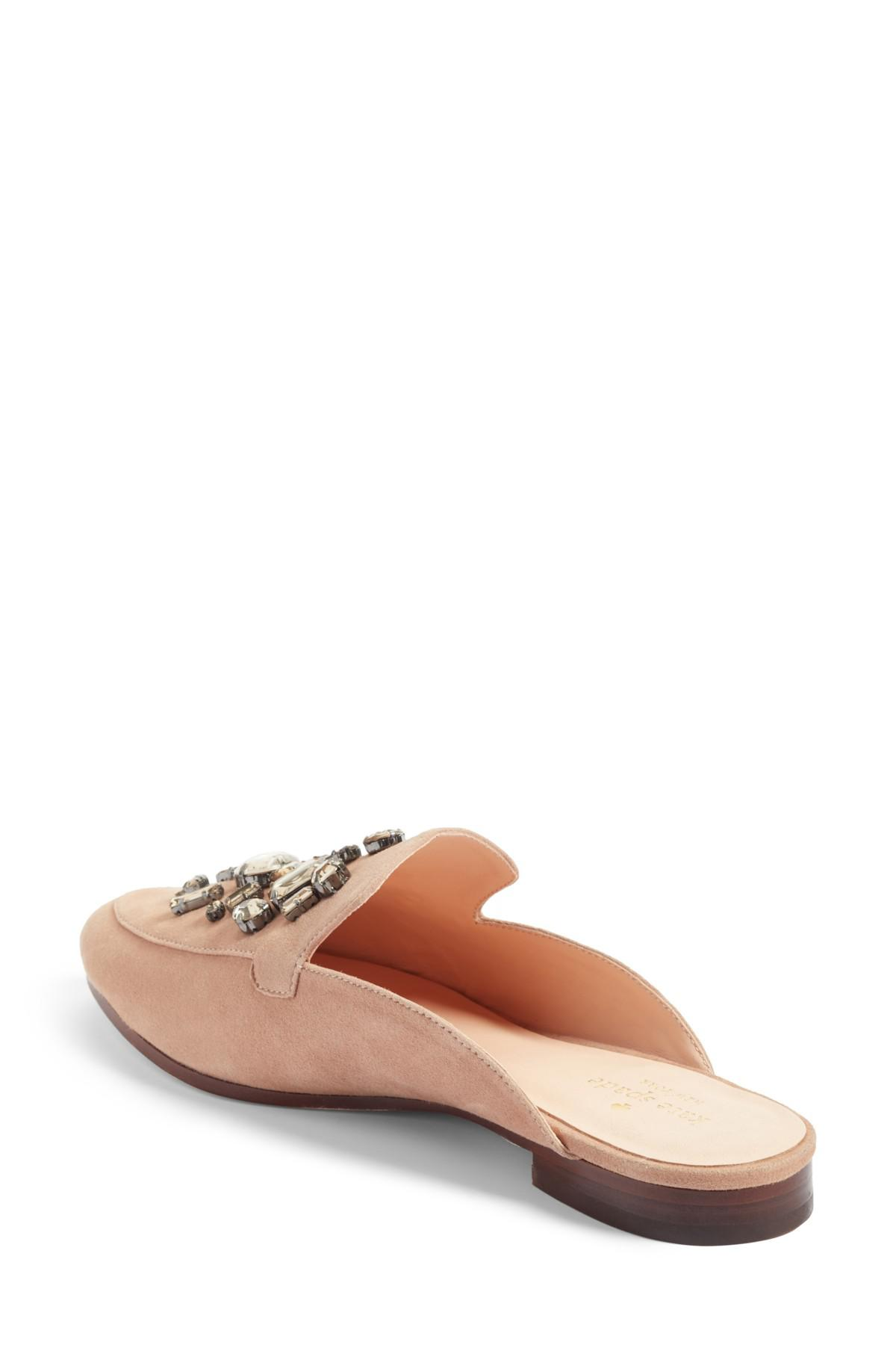 887d763fd420 Lyst - Kate Spade Cavell Loafer Mule (women)