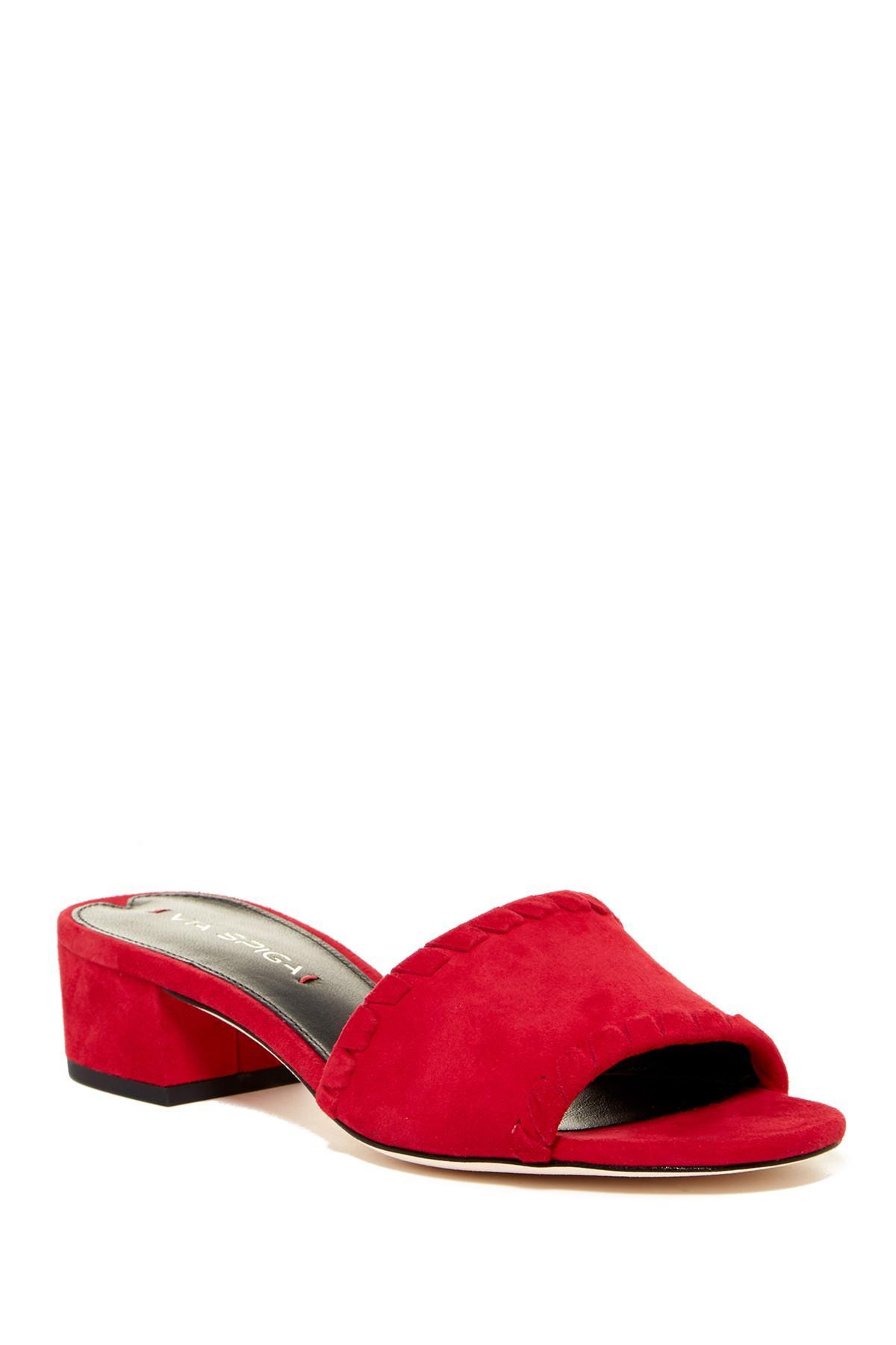 Via Spiga Gwendolyn Block Heel Side Sandal pECoELt21G