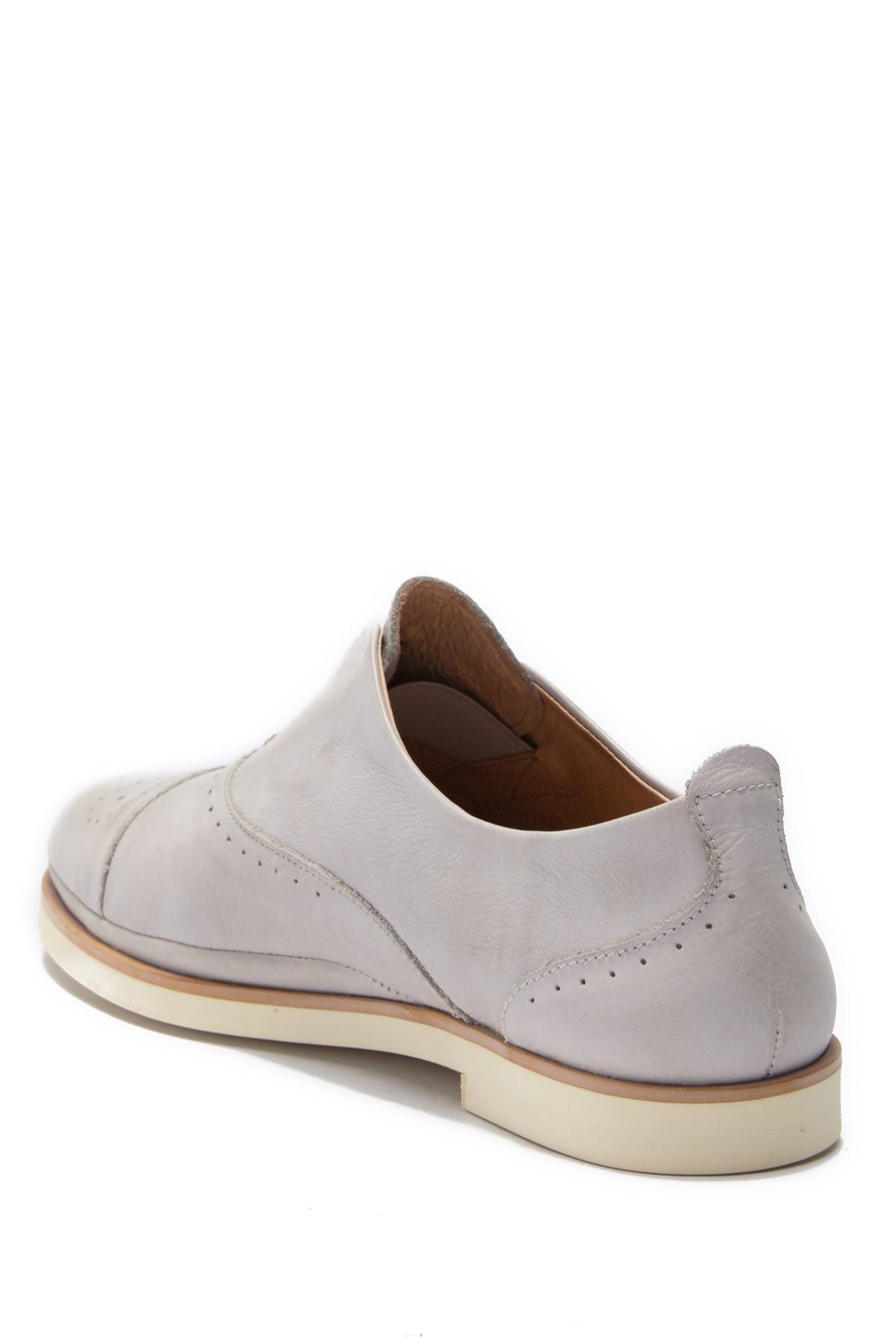 905549b2ea0 Lyst - Pikolinos Santorini Loafer in Gray