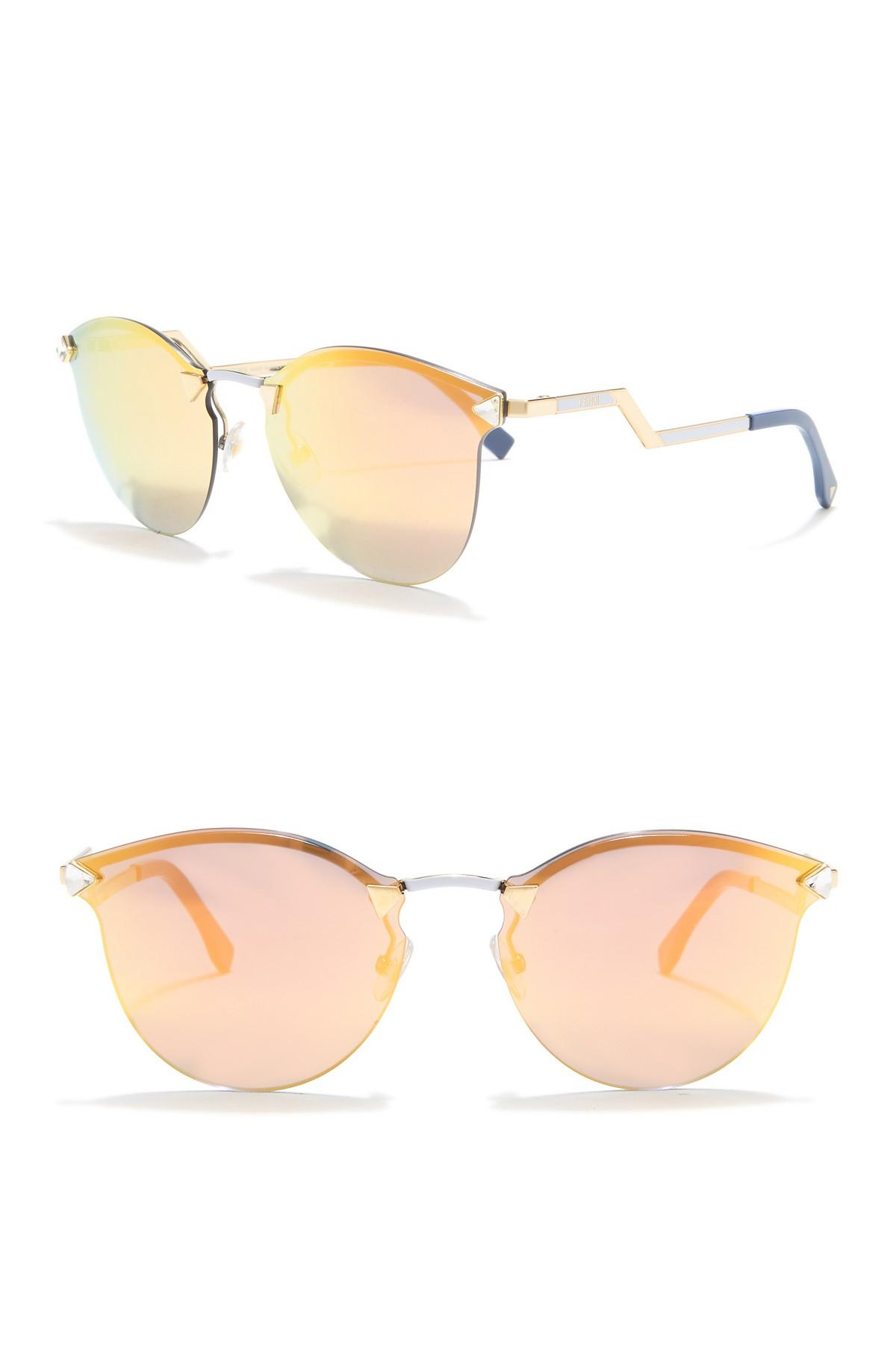 bae8a285cca8 Fendi. Women's 60mm Crystal Embellished Cat Eye Sunglasses. $490 $120 From Nordstrom  Rack. Free shipping with Nordstrom Rack on orders over ...