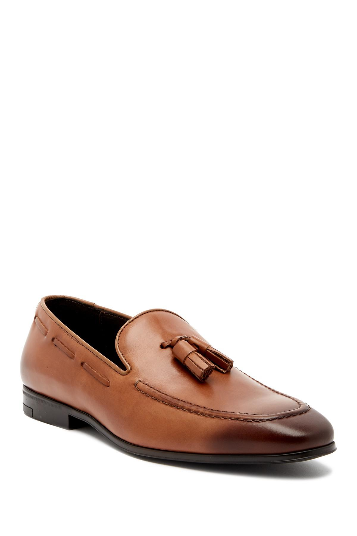 Bruno Magli Ryan Leather Loafer 8wIkoVED