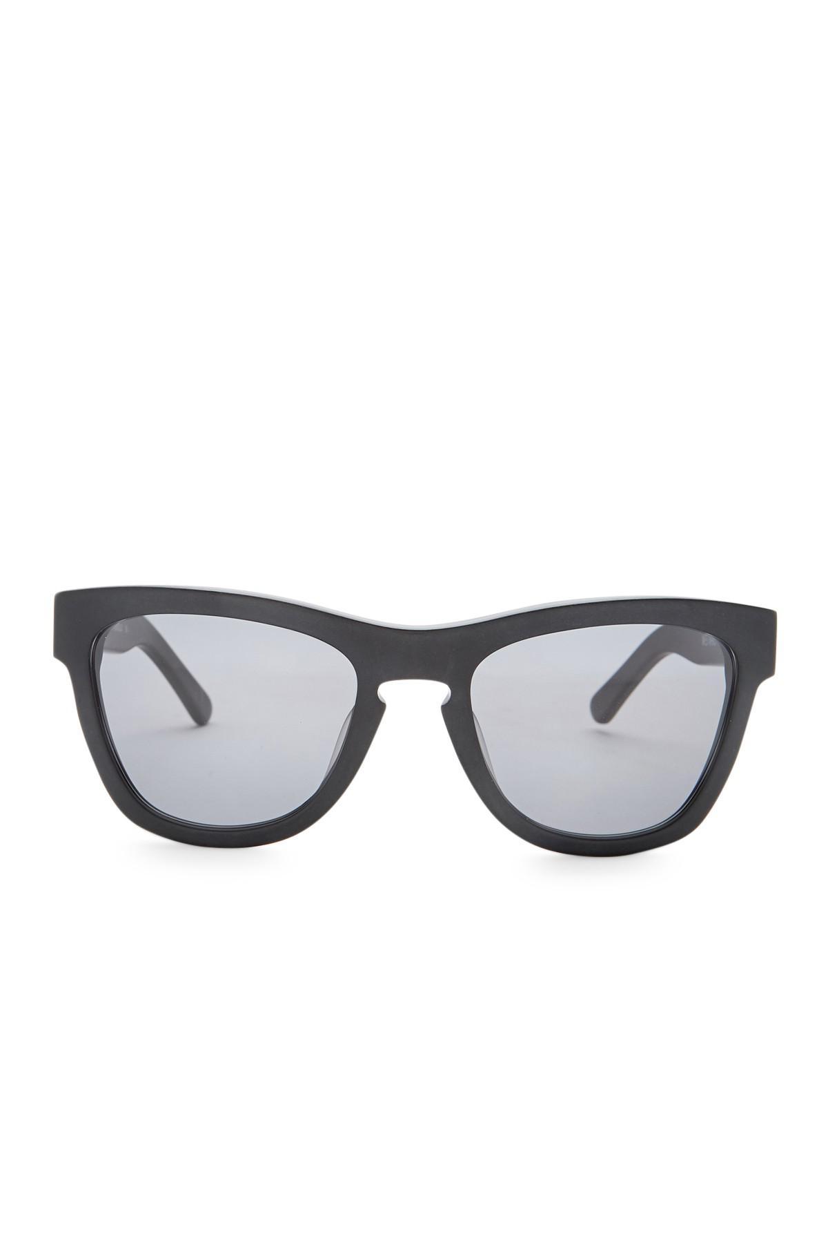 e9fa232d7c Lyst - Westward Leaning Pioneer Oversized Sunglasses in Black
