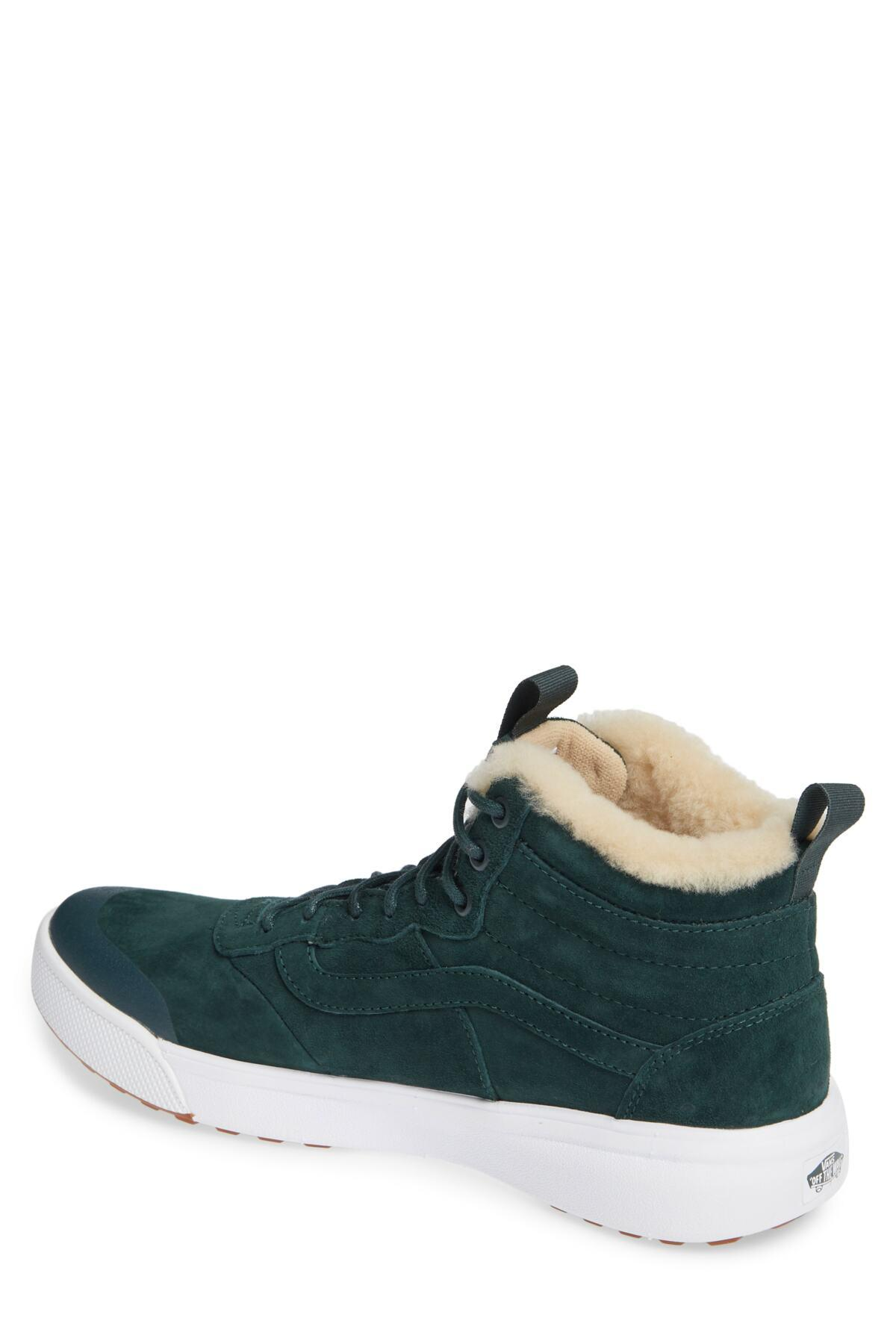 3137c32718 Vans - Multicolor Nyc Ultrarange Hi Sneaker for Men - Lyst. View fullscreen