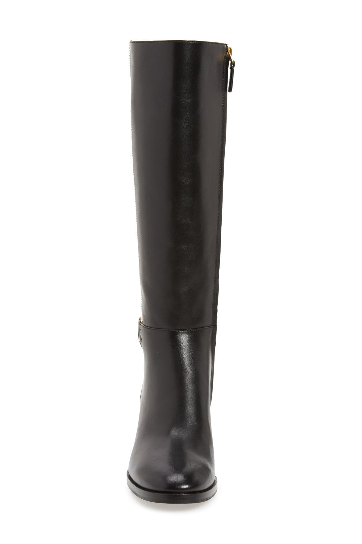 a748e6cce4d Lyst Tory Burch Marsden Boot Women Wide Calf In Black. Shoes Day Nordstrom  Rack ...