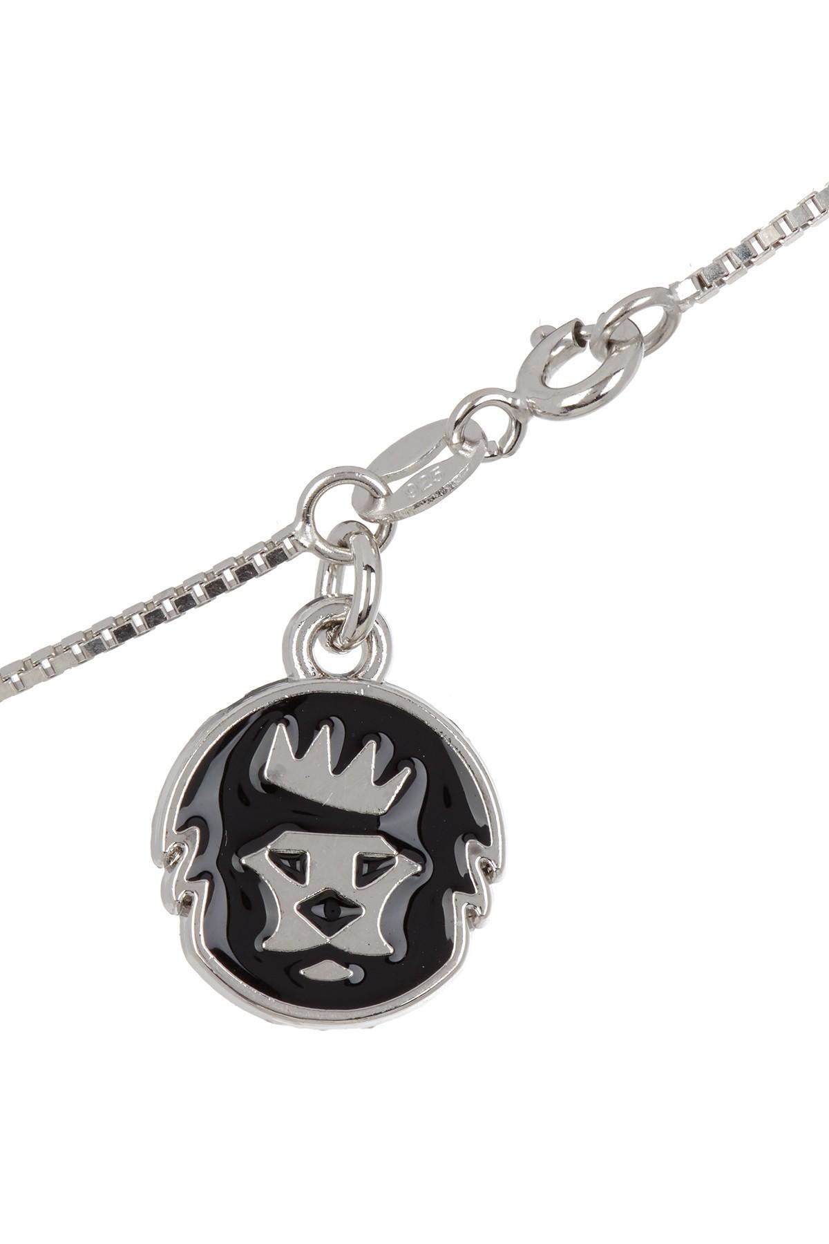 4b48826f4953e Champion - Metallic Vermeil Heritage Pendant Necklace for Men - Lyst. View  fullscreen