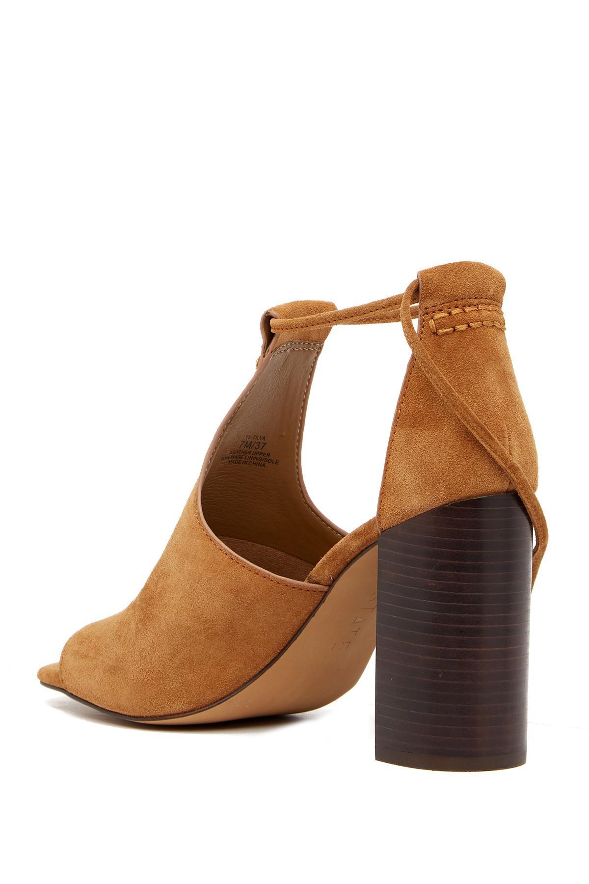 1.State Tilya Block Heel Sandal 51pzBd