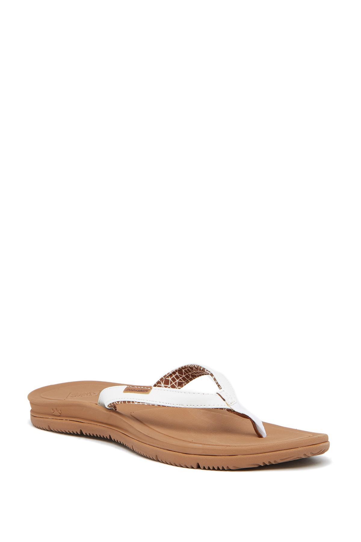 4ce90feb3628 Freewaters - Multicolor Tall Girl Flip Flop Sandal (women) - Lyst. View  fullscreen