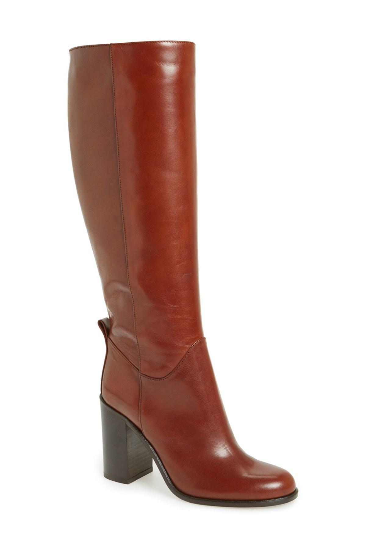 9b3999dc58b1 Lyst - Kate Spade Baina Tall Boot in Brown