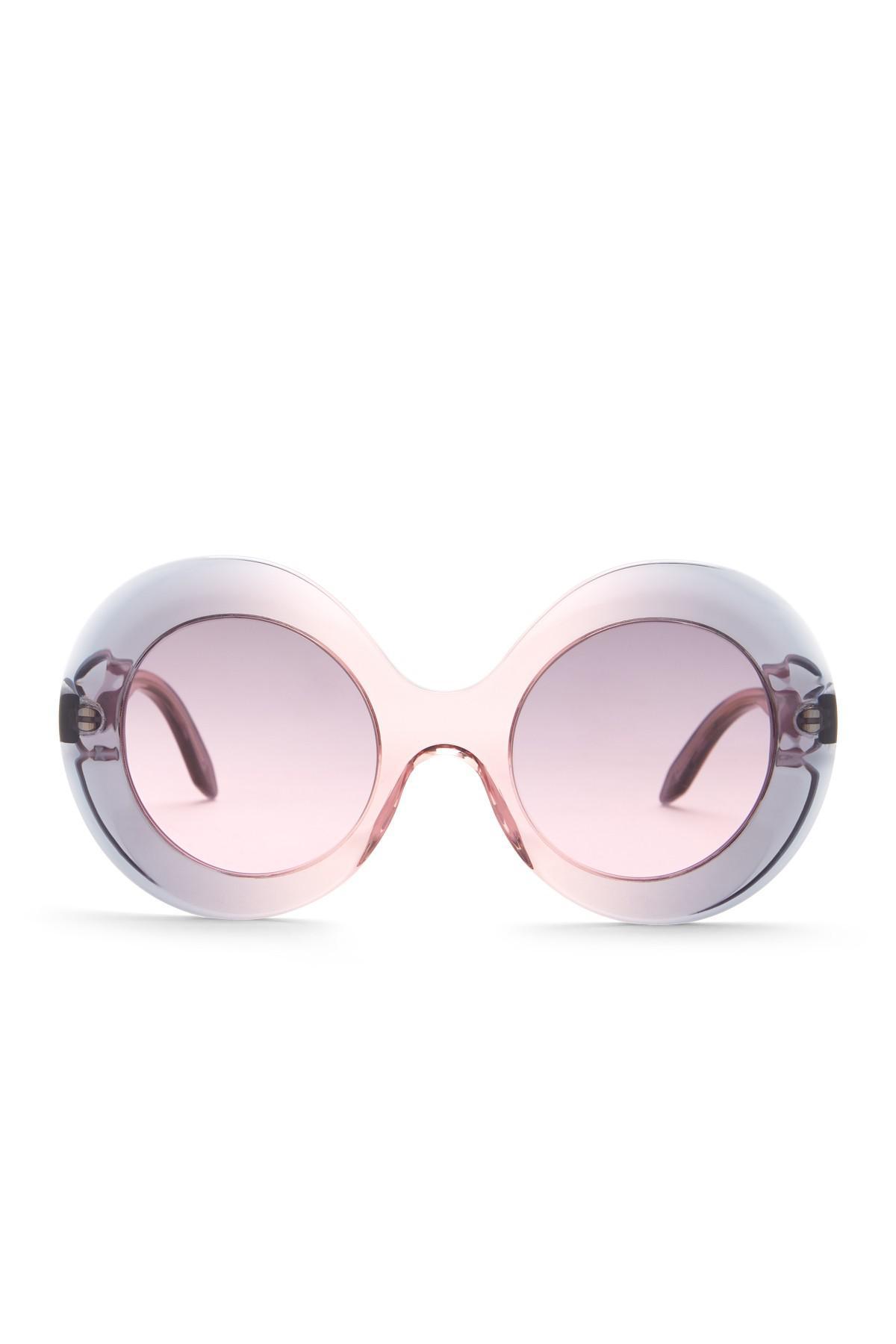 Victoria Beckham Woman D-frame Acetate Sunglasses Pastel Pink Size Victoria Beckham NNk1COID3T