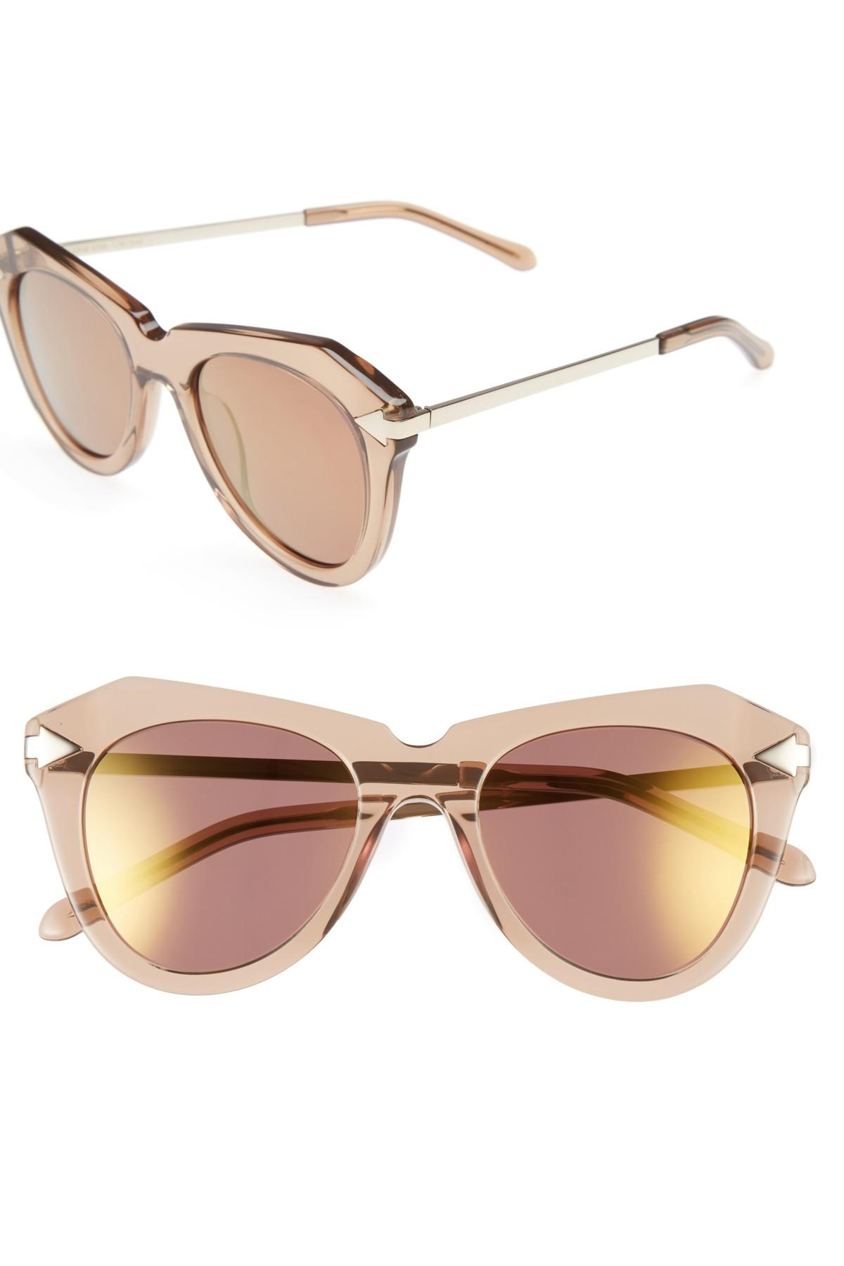 ed5ac469bbe8 Gallery. Previously sold at  Nordstrom Rack · Women s Cat Eye Sunglasses ...