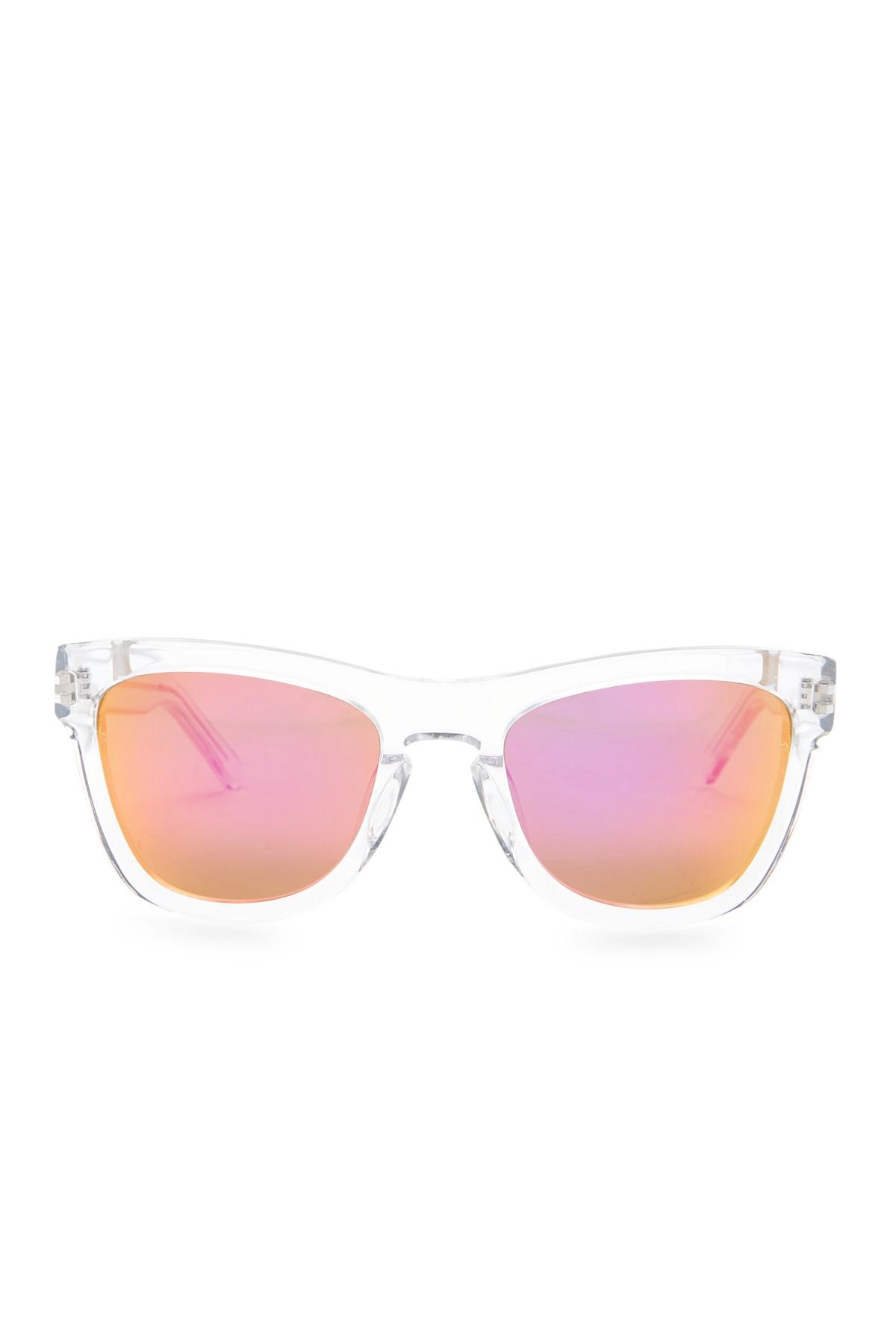 c4d740c557 Westward Leaning - Pink Pioneer Oversized Sunglasses - Lyst. View fullscreen