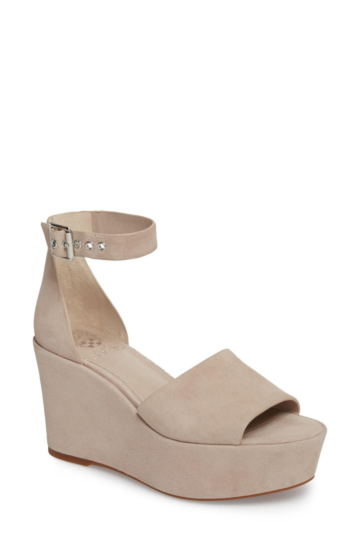 1d9396f9480 Lyst - Vince Camuto Korista Platform Sandal - Save 10.389610389610397%