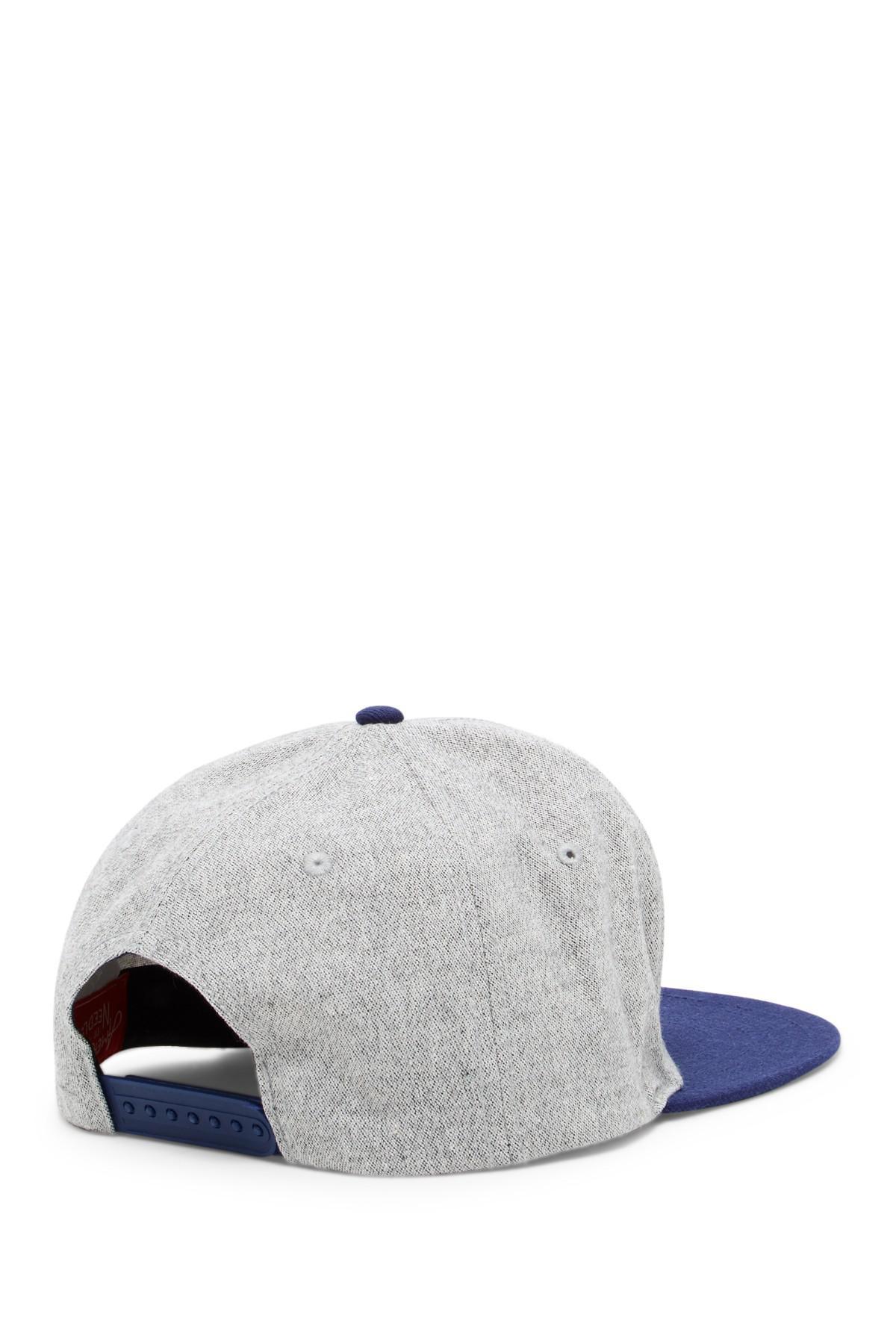 7f1f5a525b2fc Lyst - American Needle Pittsburgh Penguin Castle Rock Baseball Cap ...