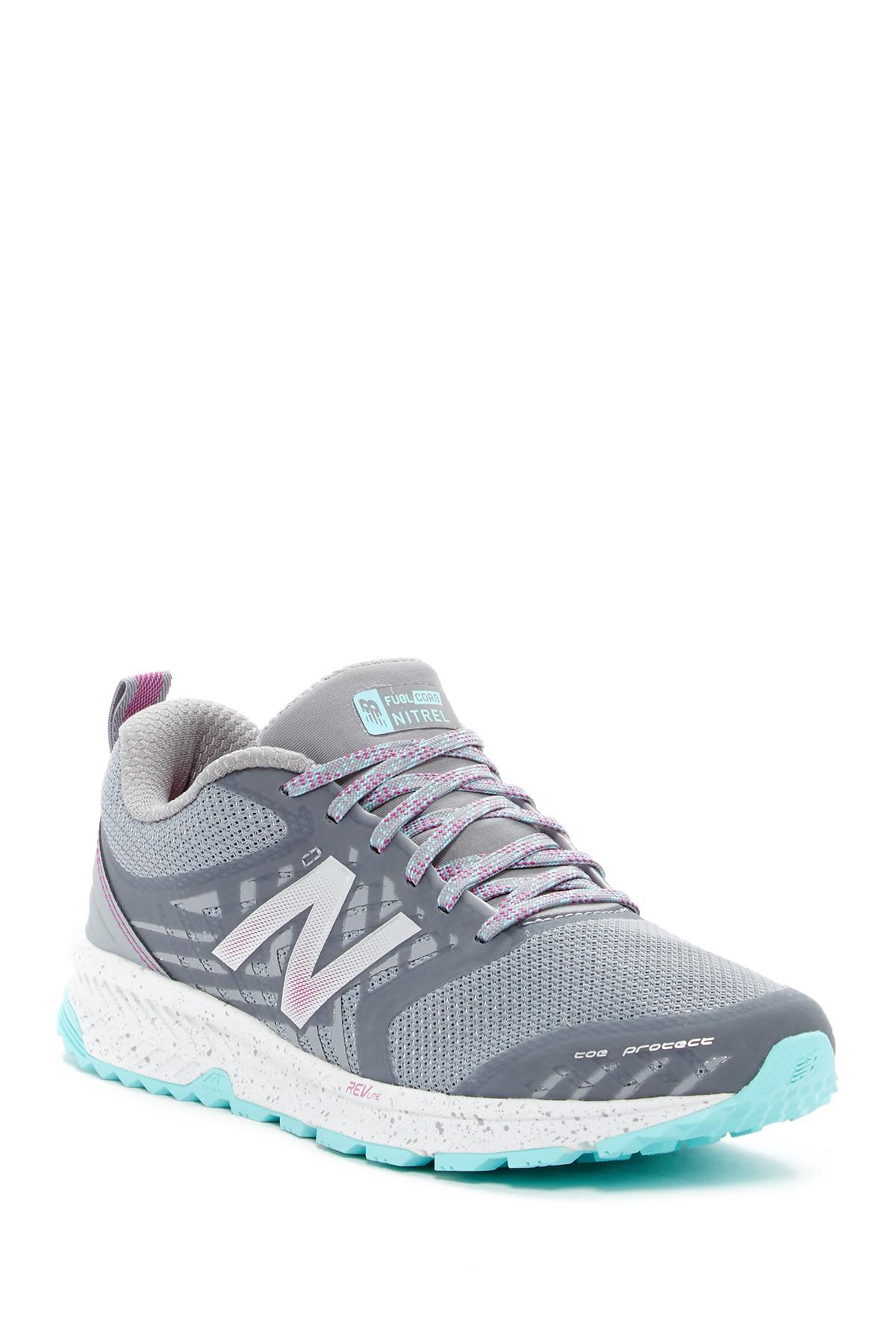New Balance FuelCore NITREL Trail Running Sneaker - Wide Width Available 0FxRwtU6q