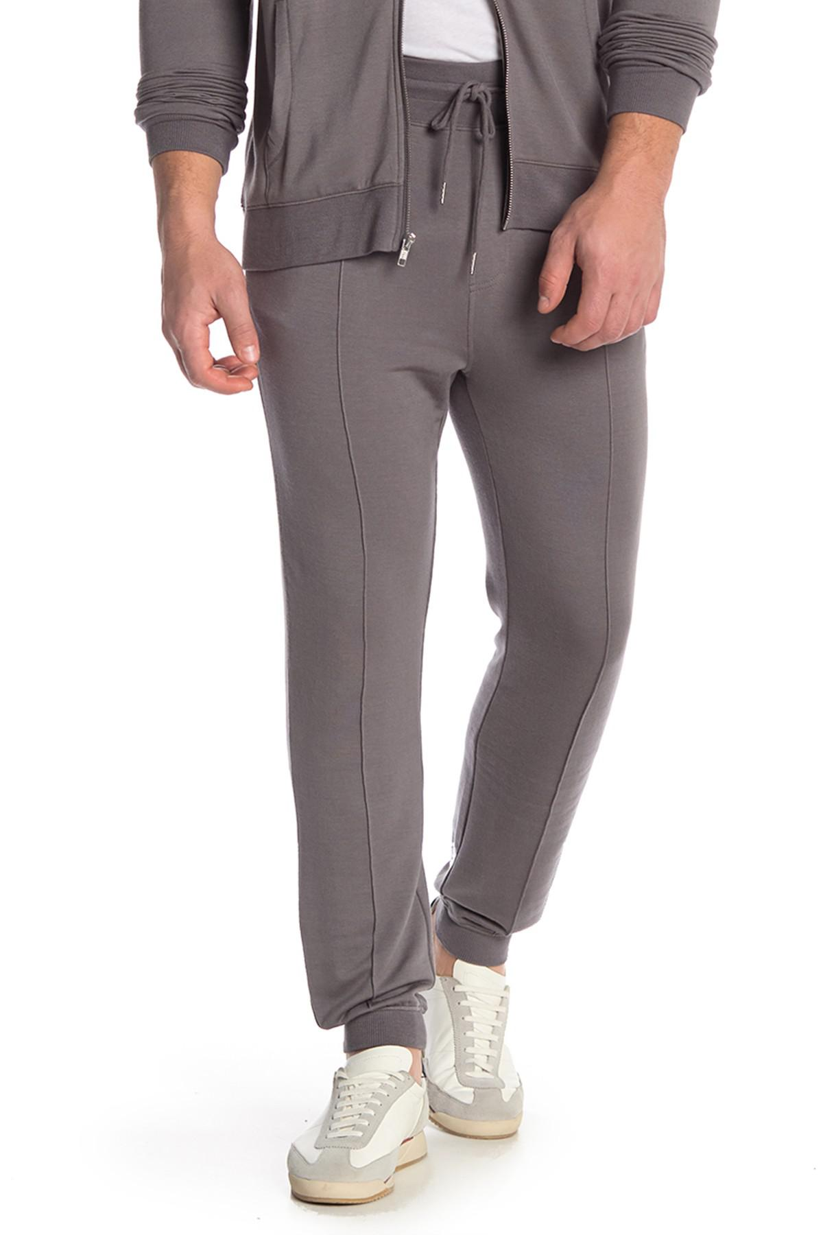 6e0477facd64 Threads For Thought - Gray Shuttle Jogger Sweatpants for Men - Lyst. View  fullscreen
