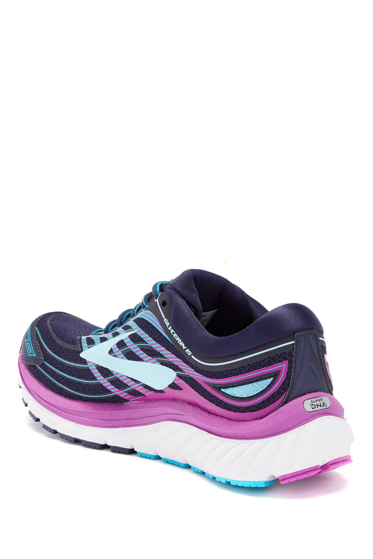 5016821f577 Brooks - Blue Glycerin 15 Running Shoe - Lyst. View fullscreen